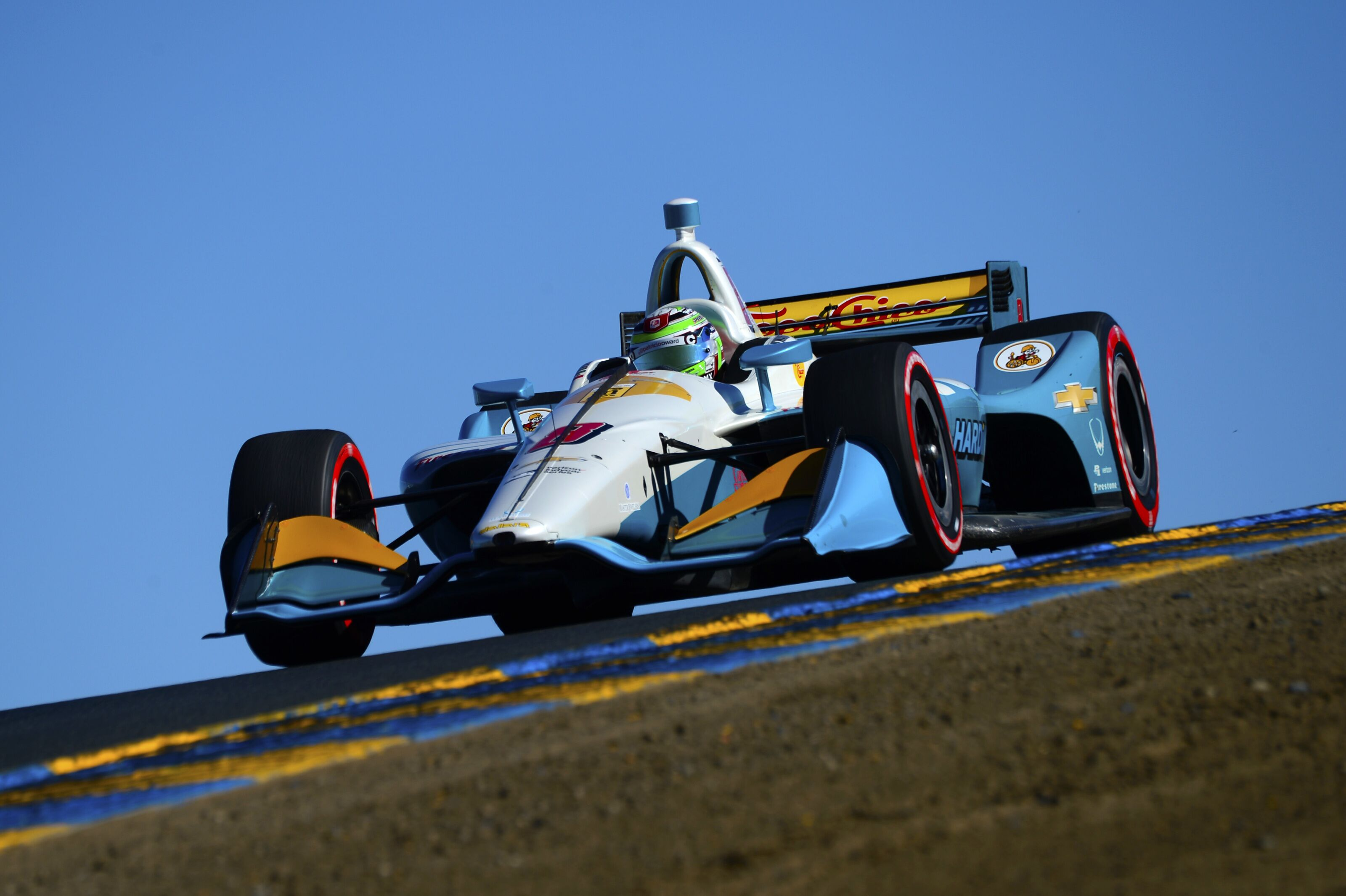 IndyCar: Patricio O'Ward says he never rejected Andretti Autosport's offer