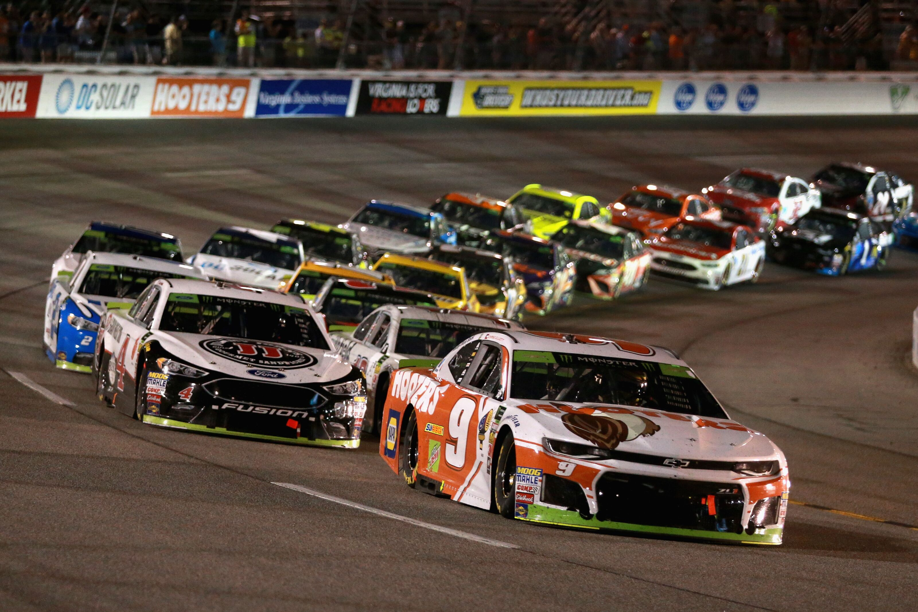 NASCAR Cup Series: 2019 opening playoff picture
