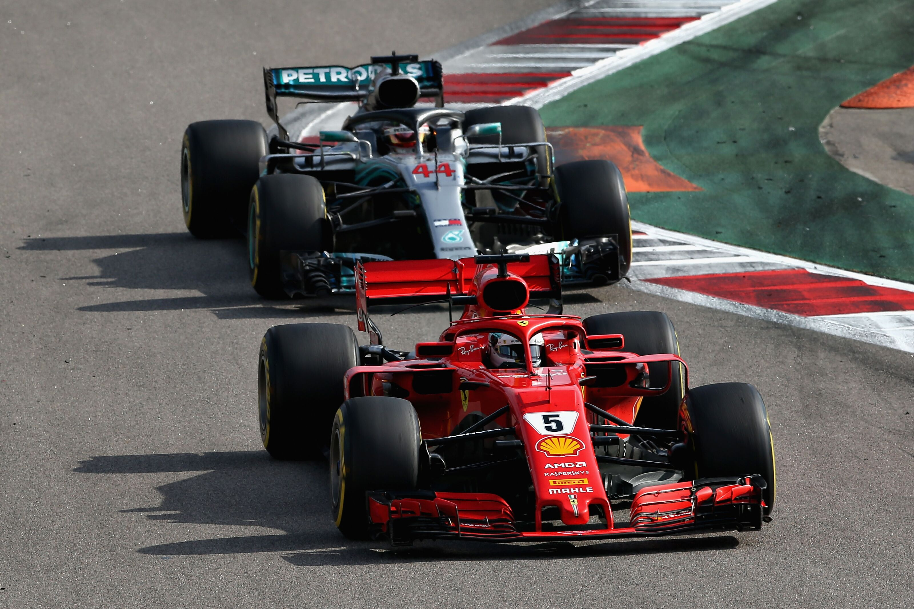 Formula 1 needs a real rivalry, not Lewis Hamilton vs. Sebastian Vettel