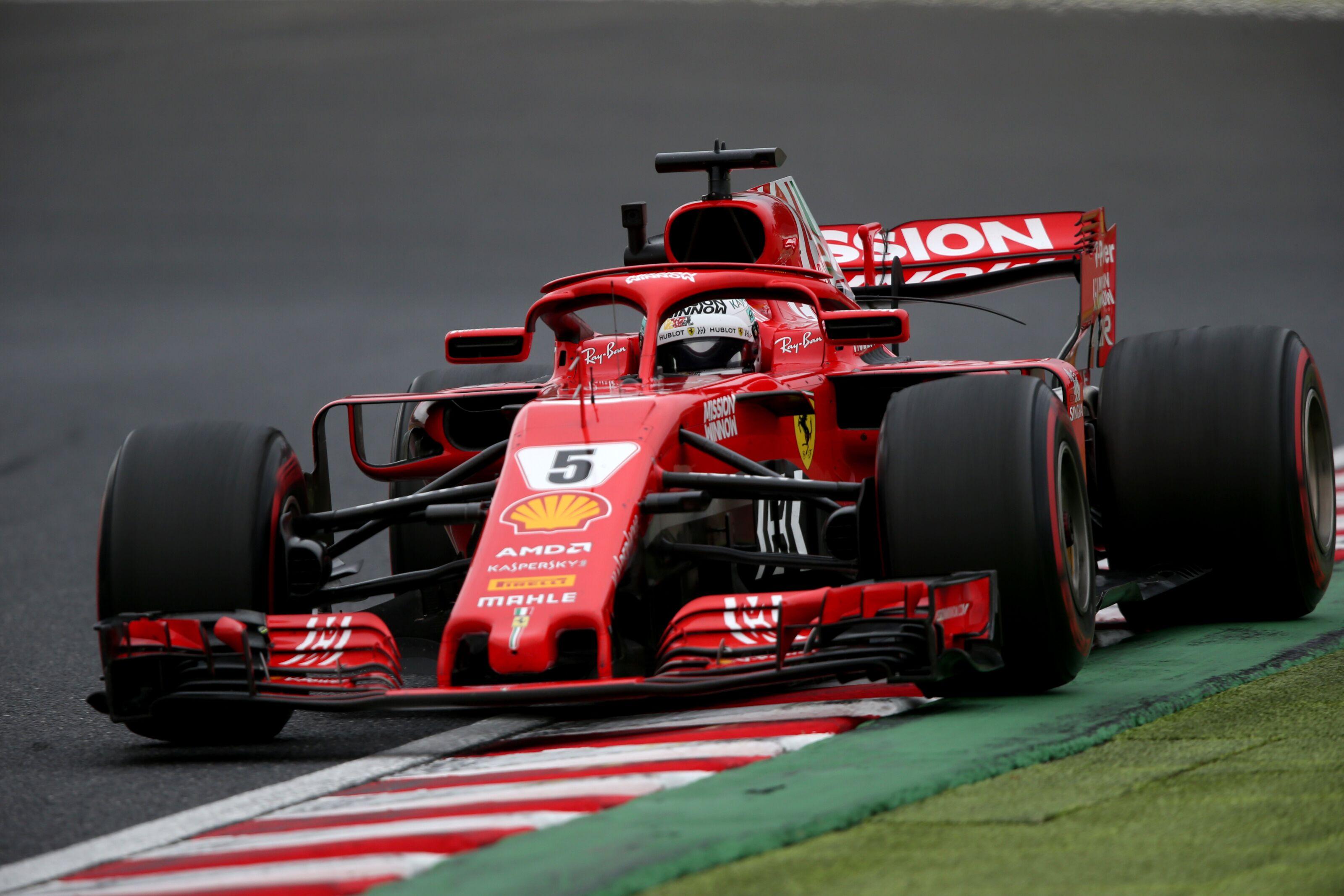 Formula 1: Sebastian Vettel facing elimination in 2018 United States Grand Prix