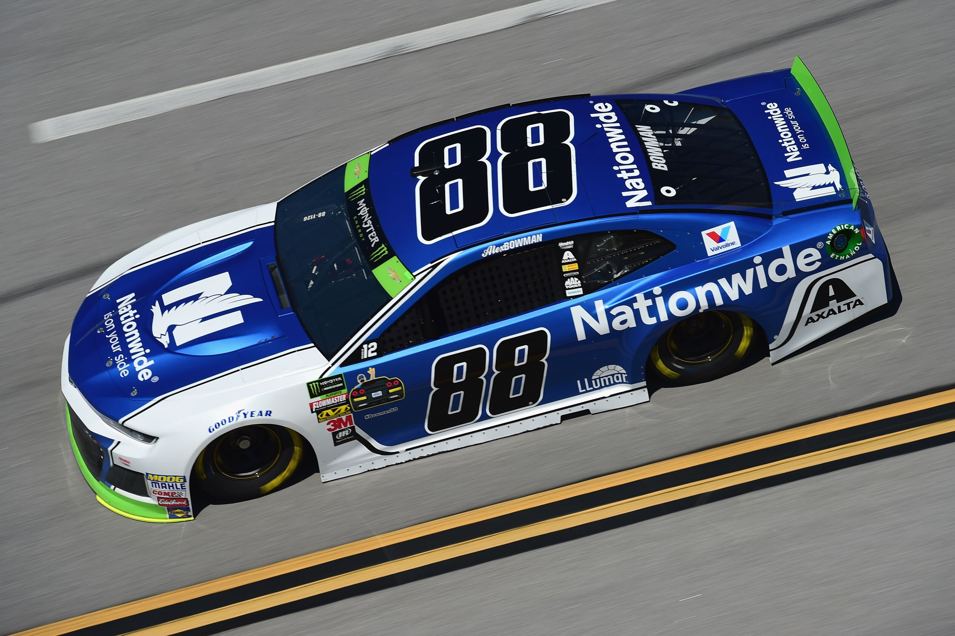 NASCAR Cup Series: Alex Bowman must win at Kansas to advance to round of 8