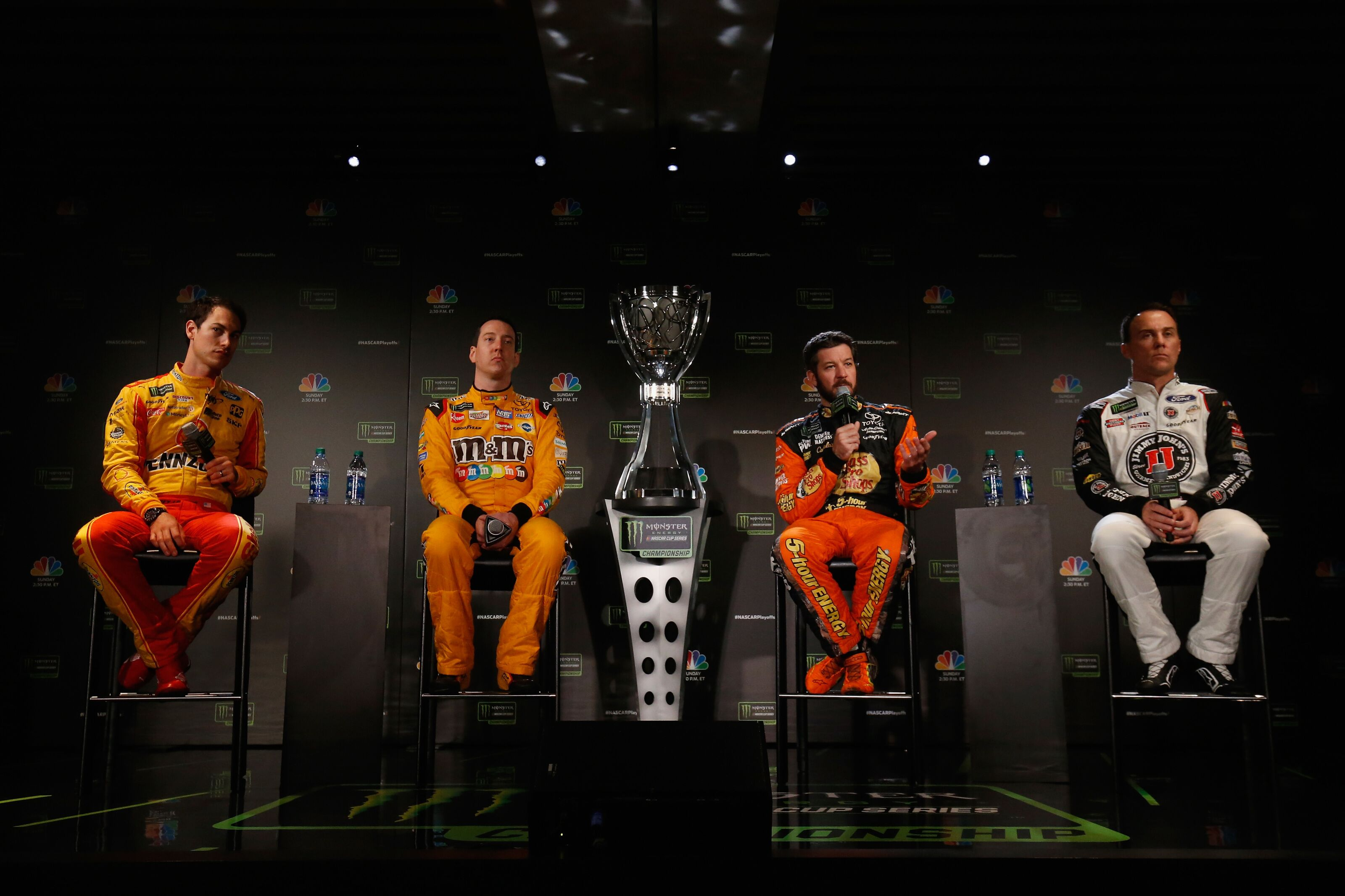 NASCAR Cup Series: Will the 'Big Three' return to the Championship 4 in 2019?