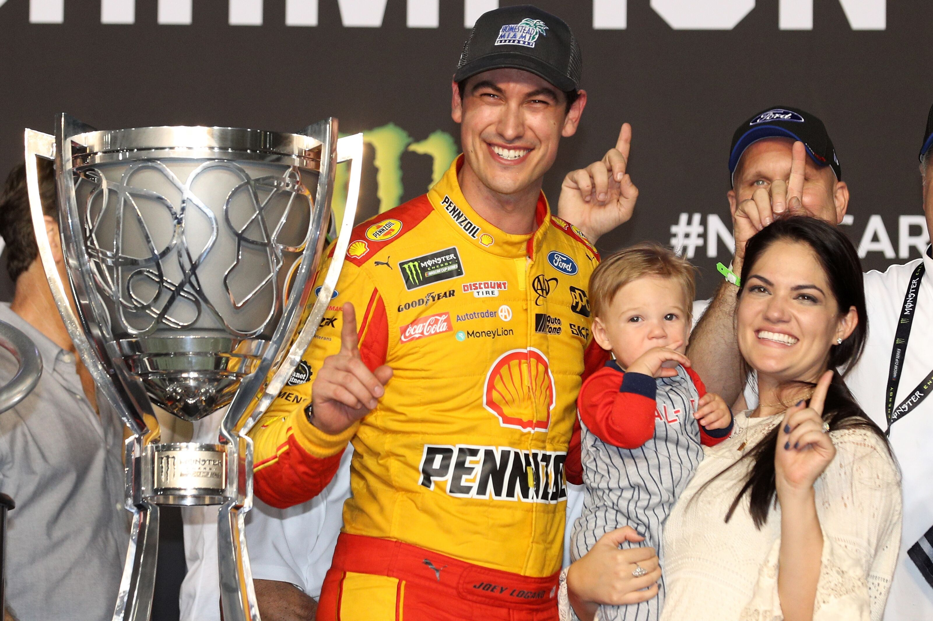 NASCAR: Joey Logano talks Joey Logano Foundation and more in exclusive interview