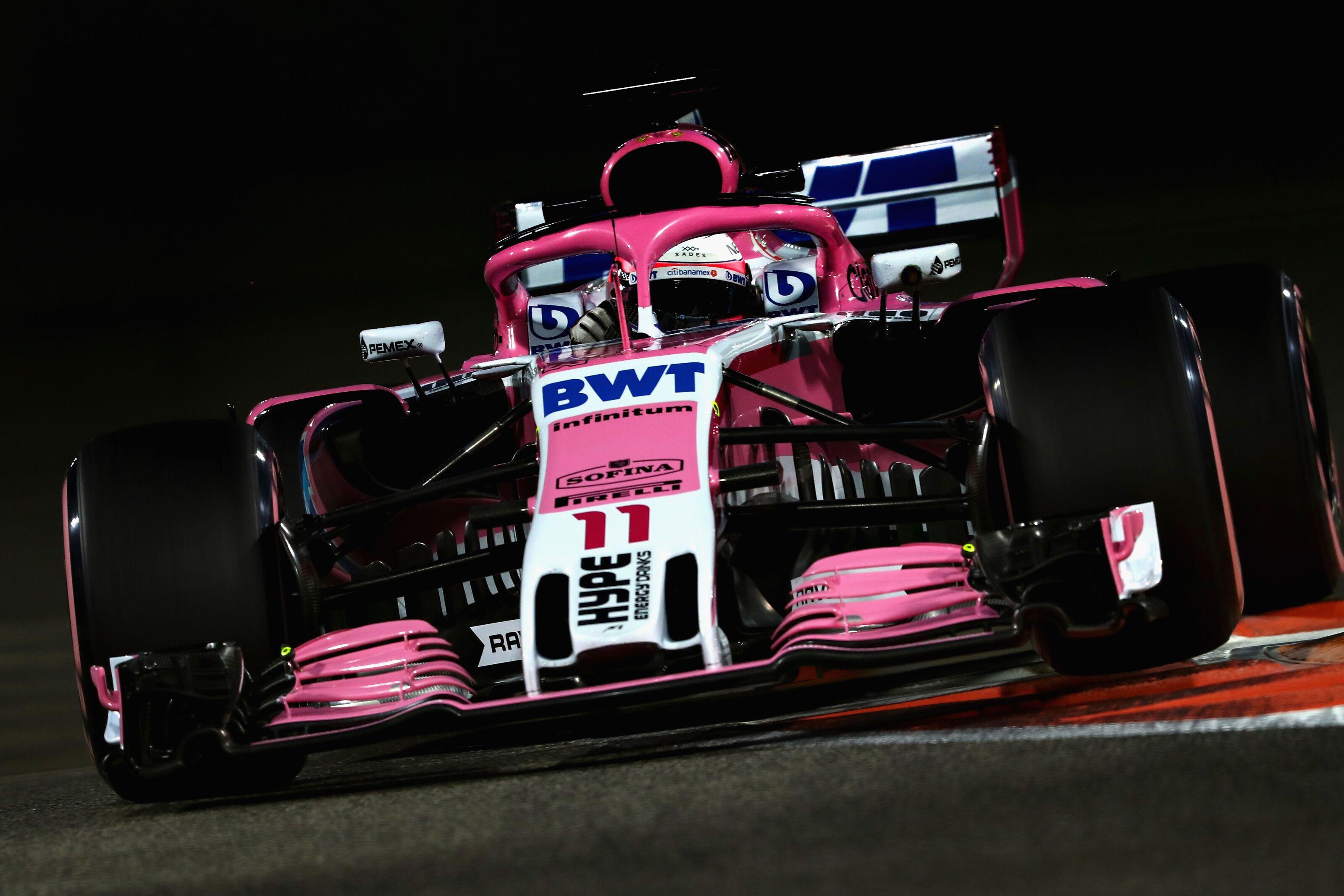 Formula 1: Racing Point name to change before 2019 season