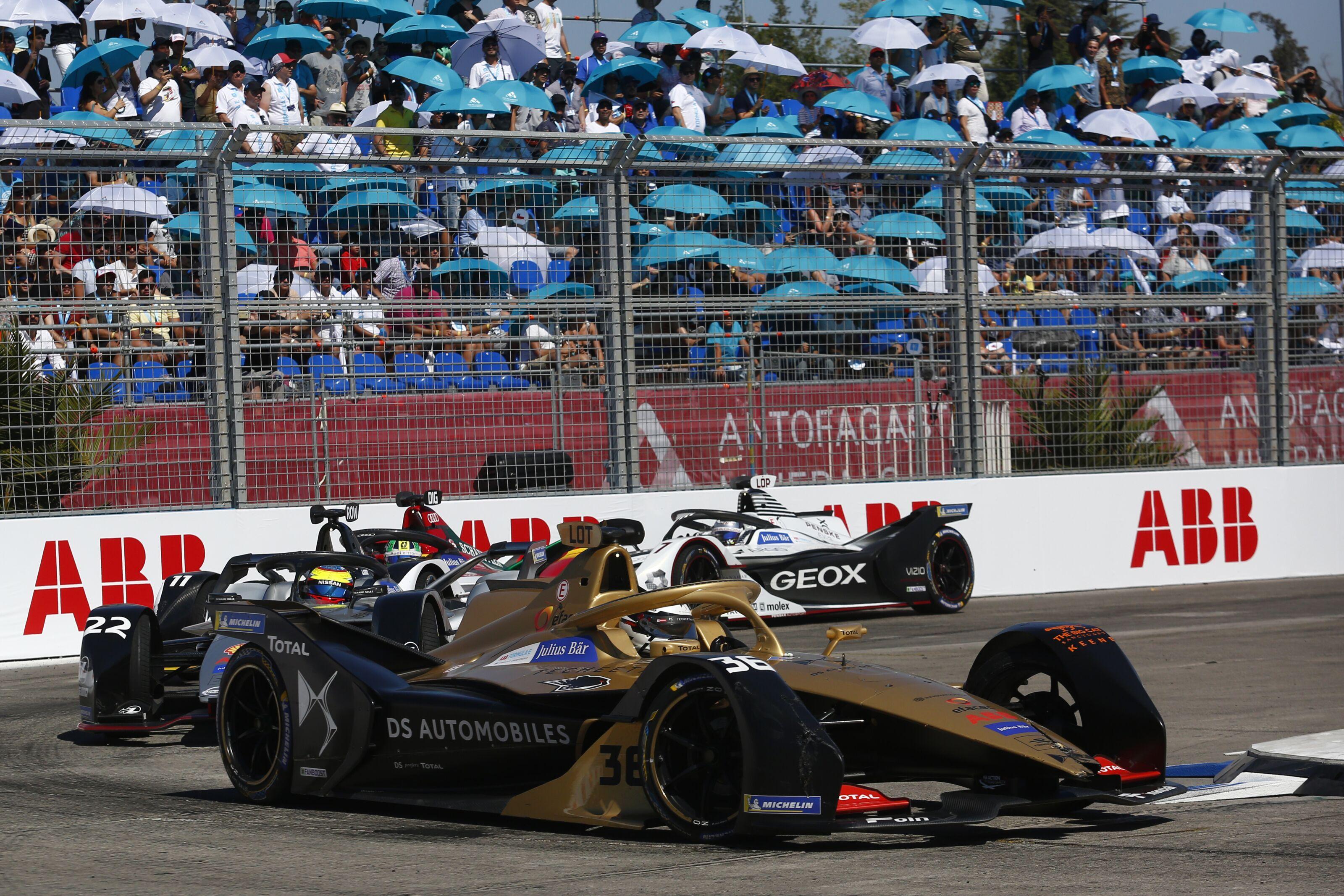 Formula E Team Power Rankings after 2019 Berlin ePrix