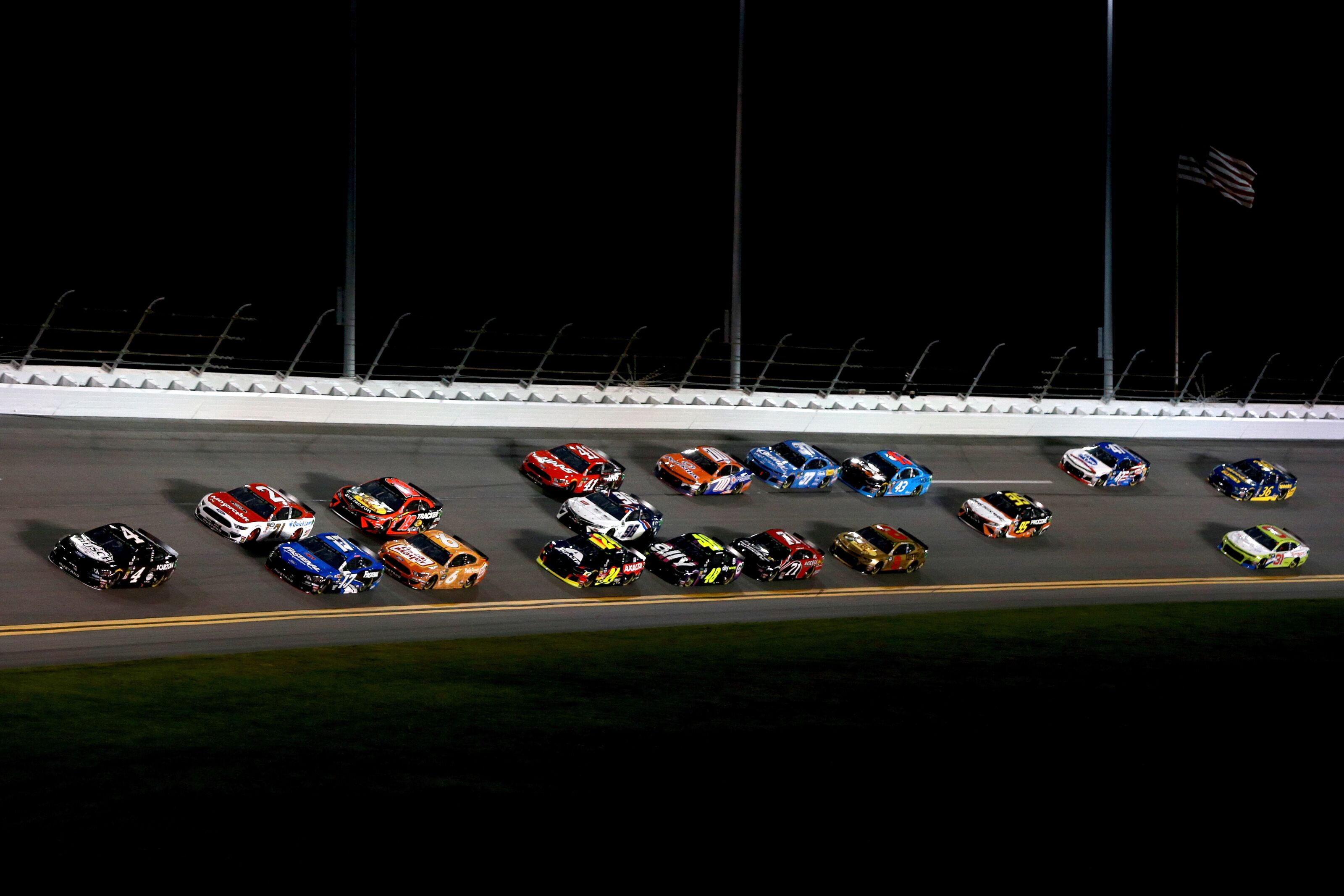 NASCAR: Notable omission from 2020 Daytona 500 entry list