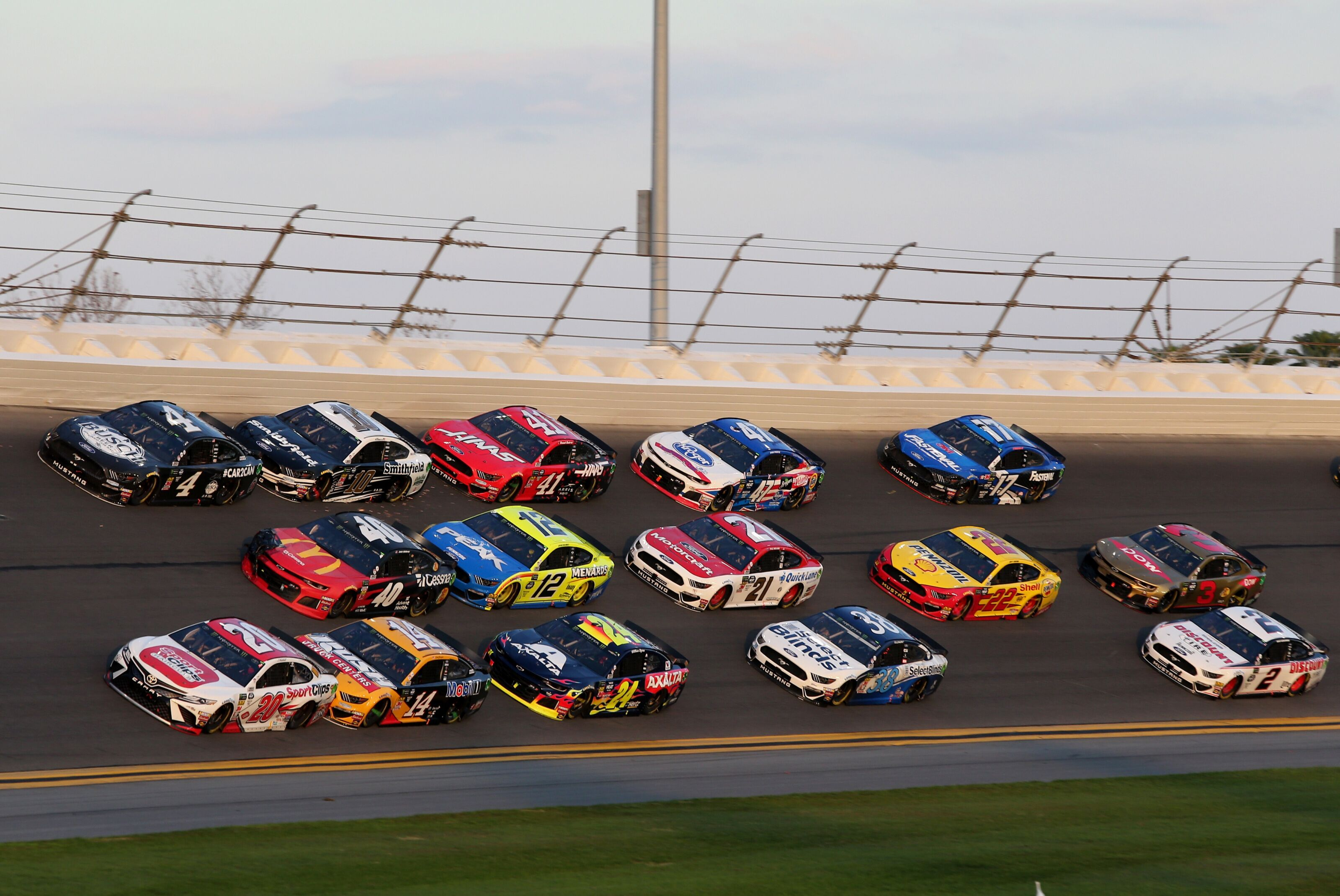 NASCAR Cup Series: 2020 schedule released, features many changes