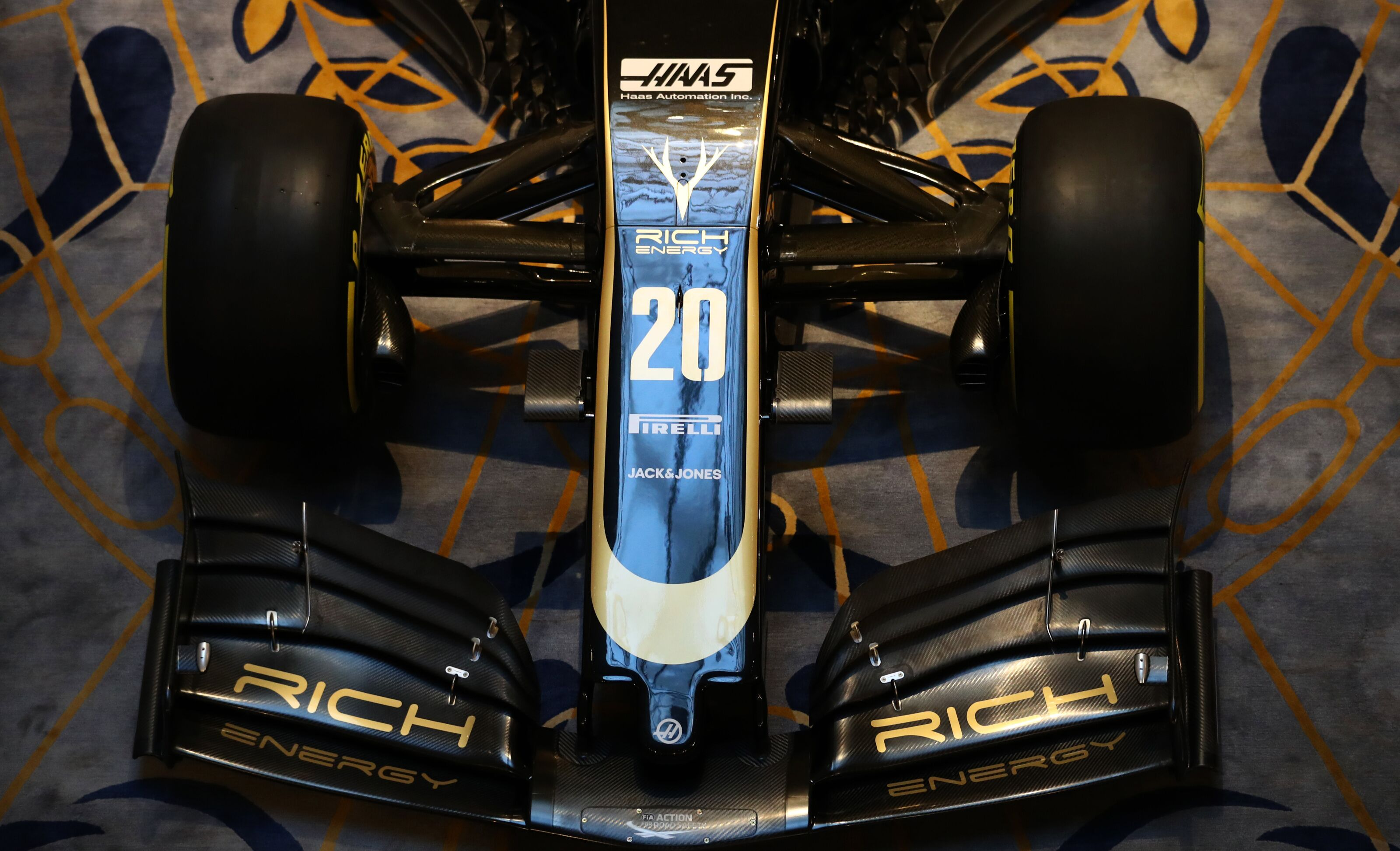 Formula 1: Rich Energy release their most pathetic statement yet