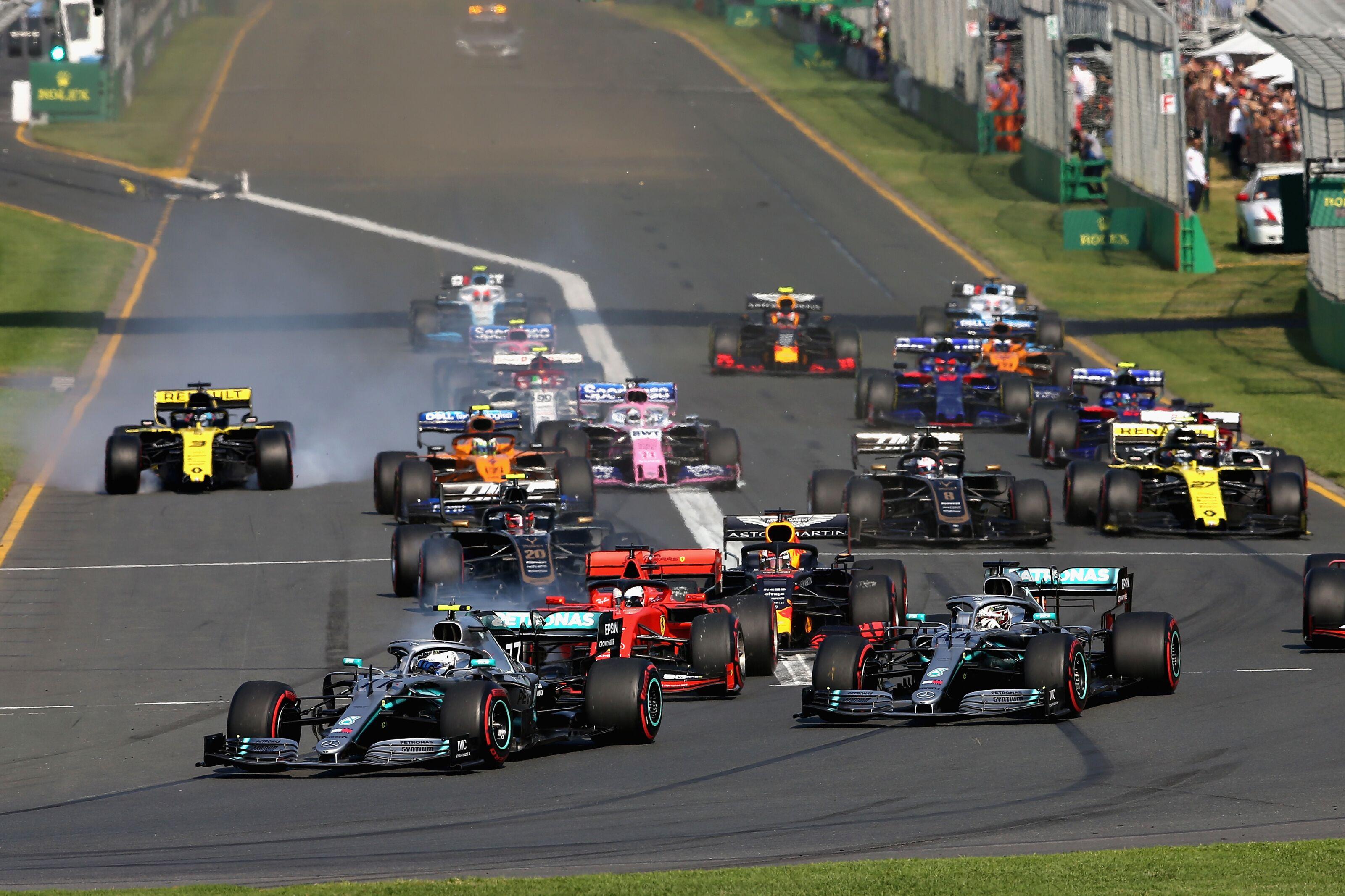 Formula 1 Team Power Rankings after 2019 Australian Grand Prix