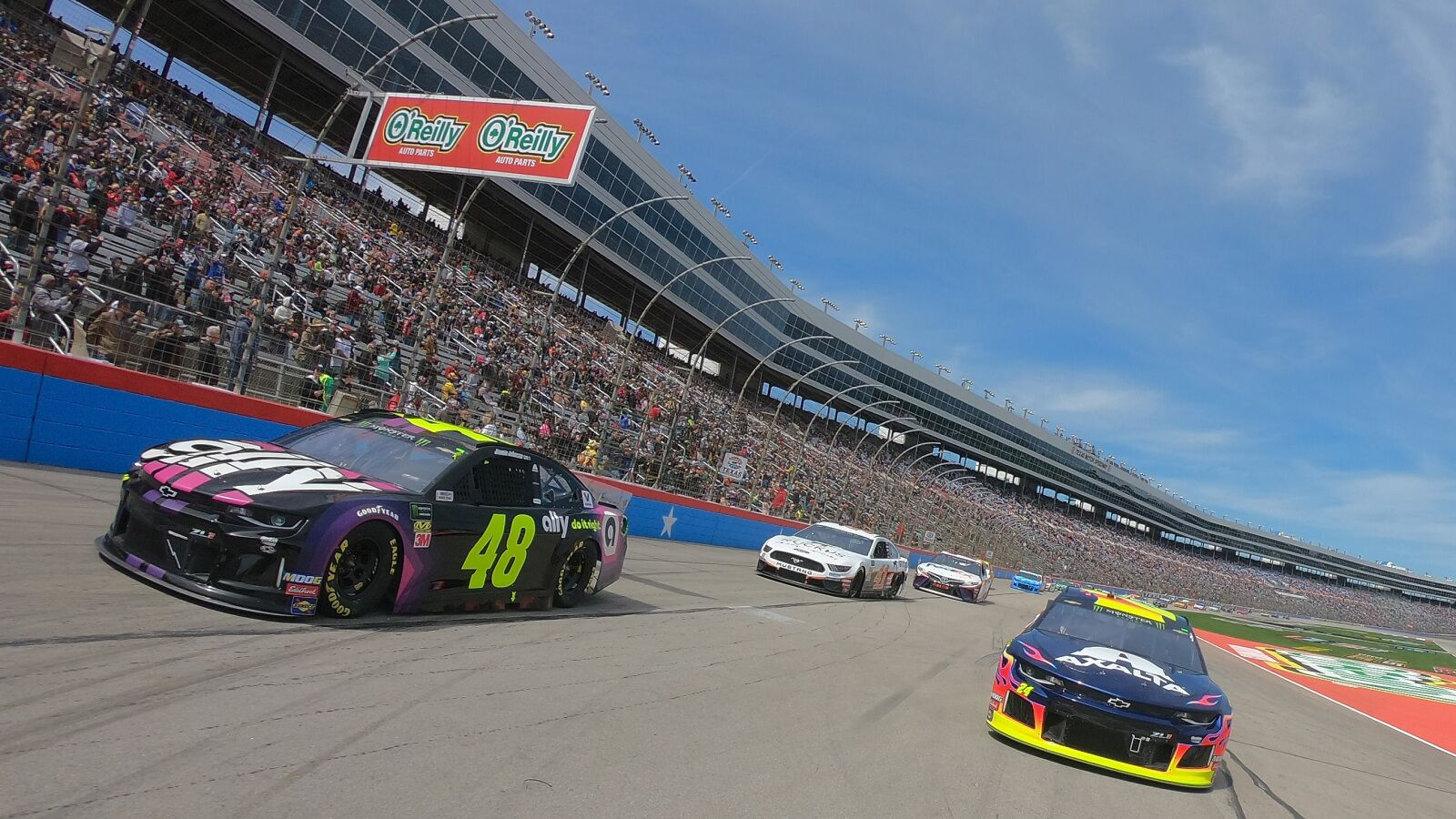NASCAR Cup Series Team Power Rankings after 2019 O'Reilly Auto Parts 500