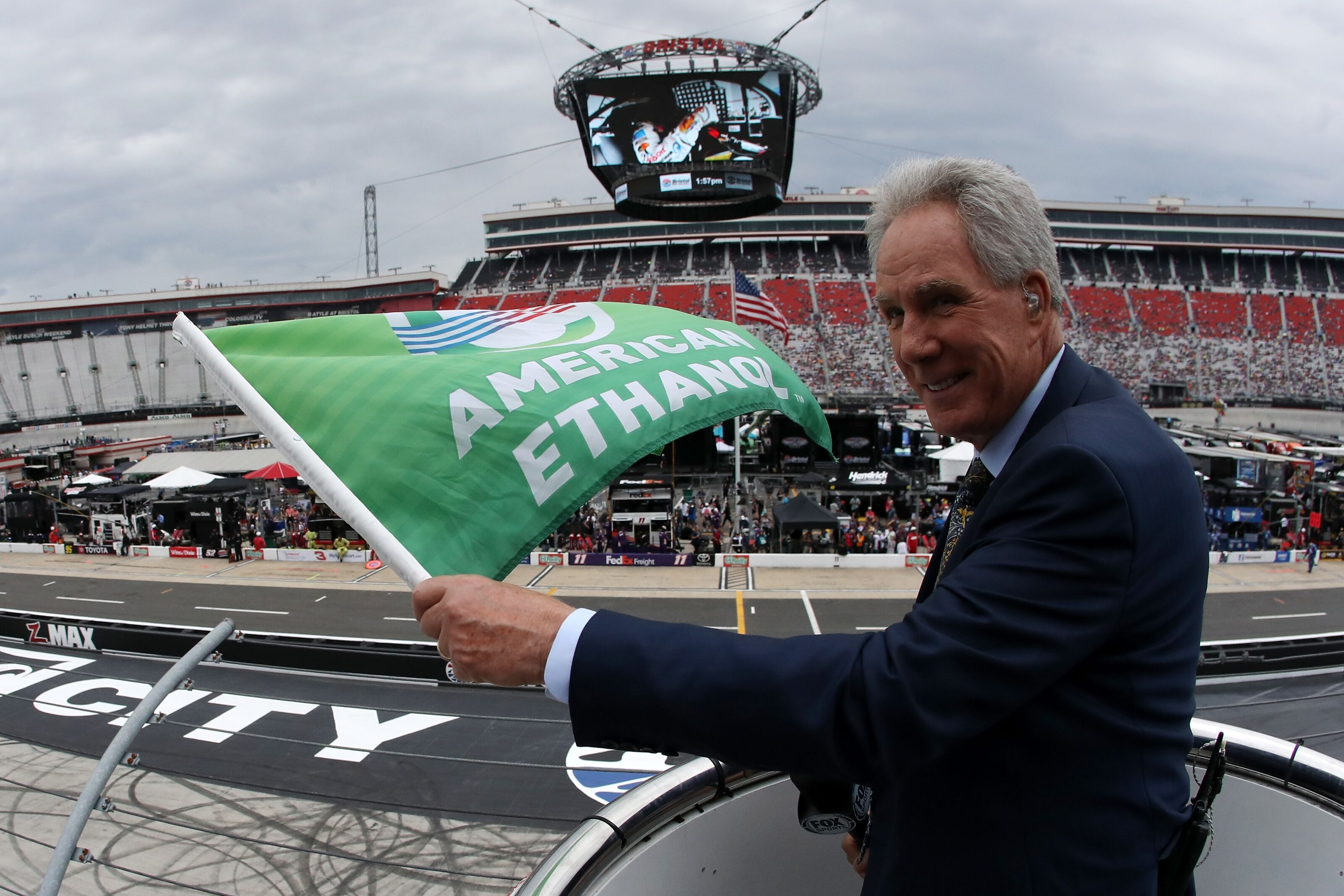 NASCAR Cup Series: Farewell, Darrell Waltrip