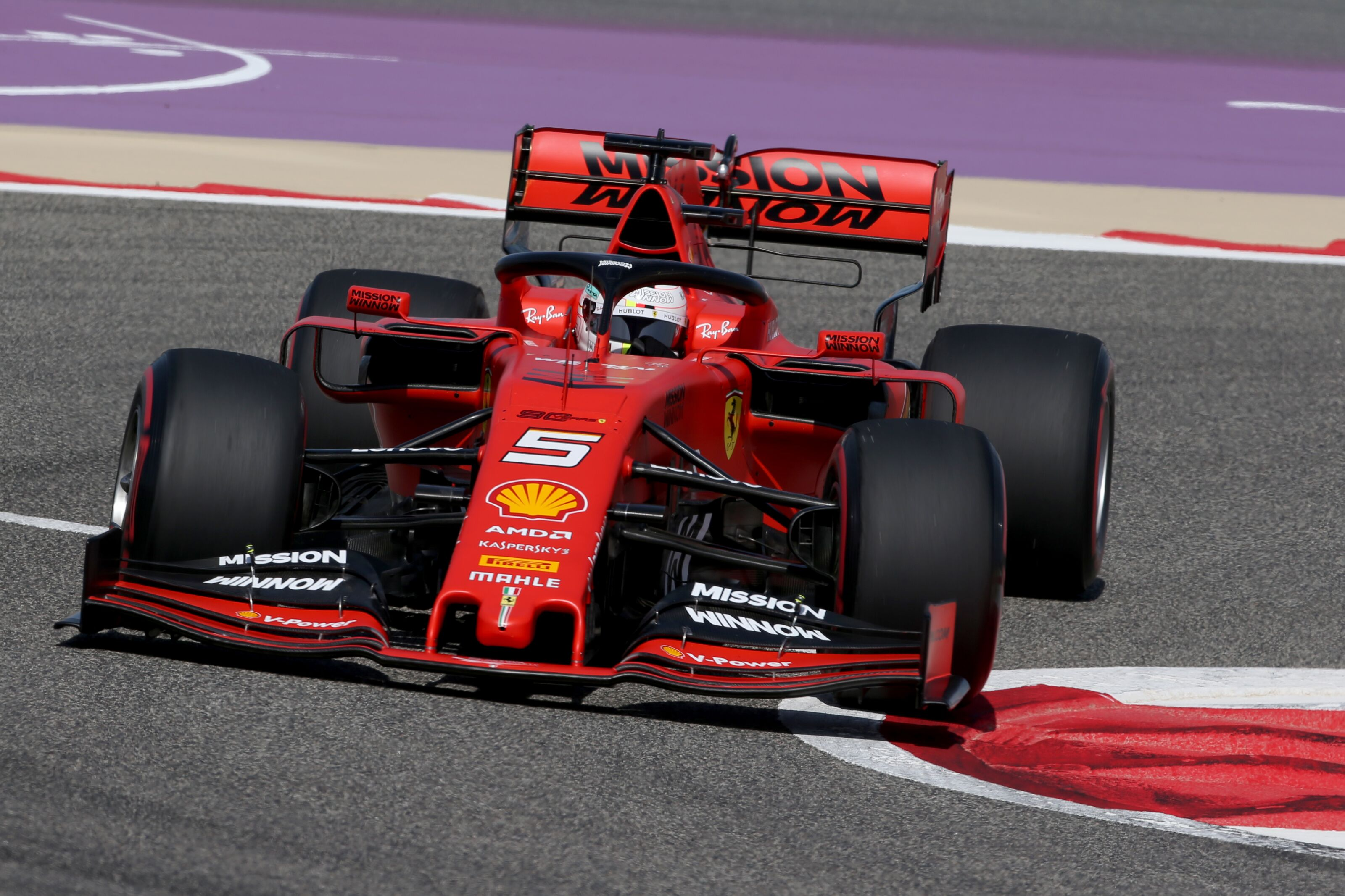 Formula 1: Ferrari appear to be frontrunners following Bahrain practice