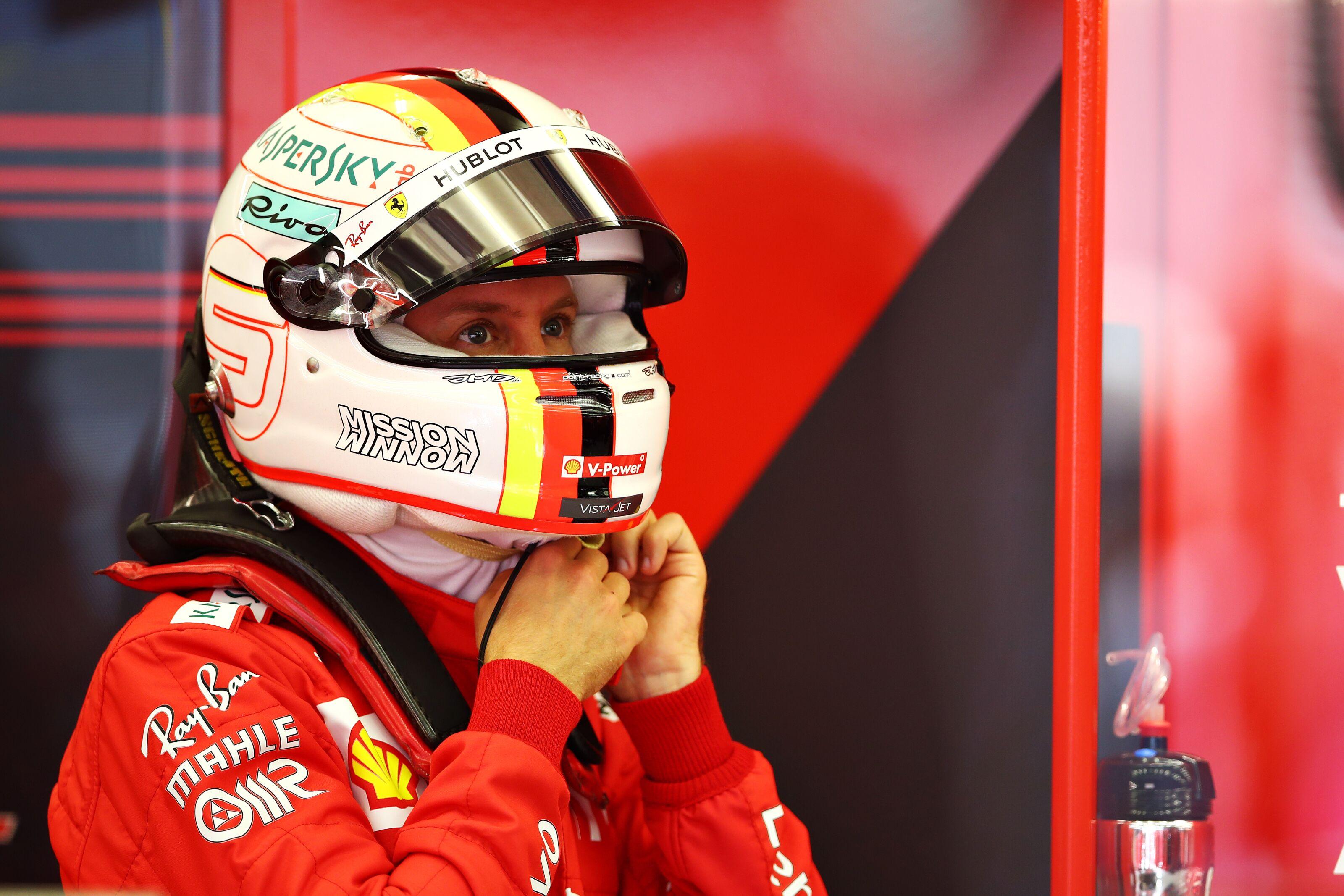 Formula 1: It's time for Ferrari to move past Sebastian Vettel's championship hopes