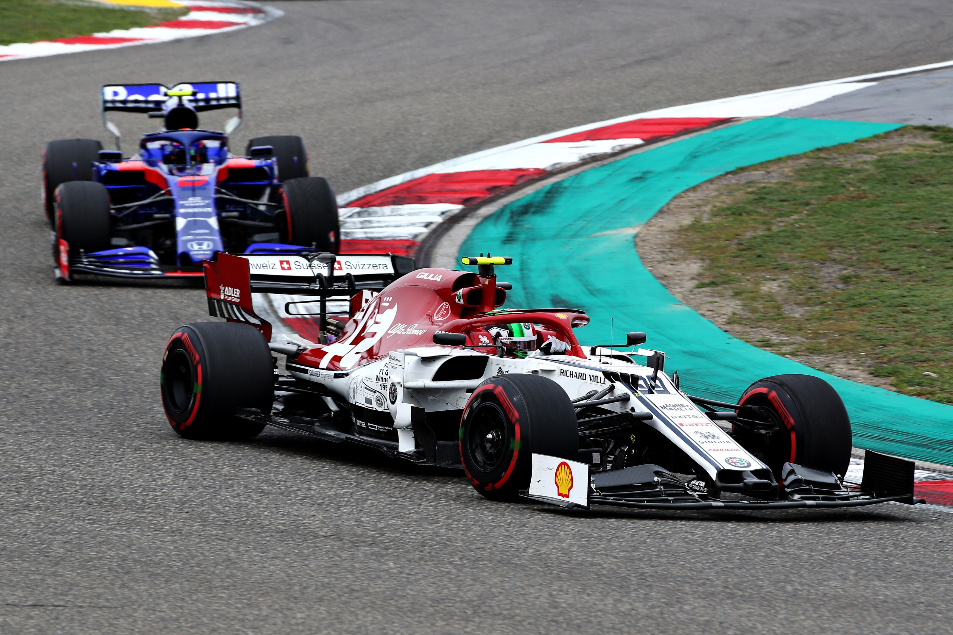 Formula 1: Who lands where with 5 open seats remaining for 2020?