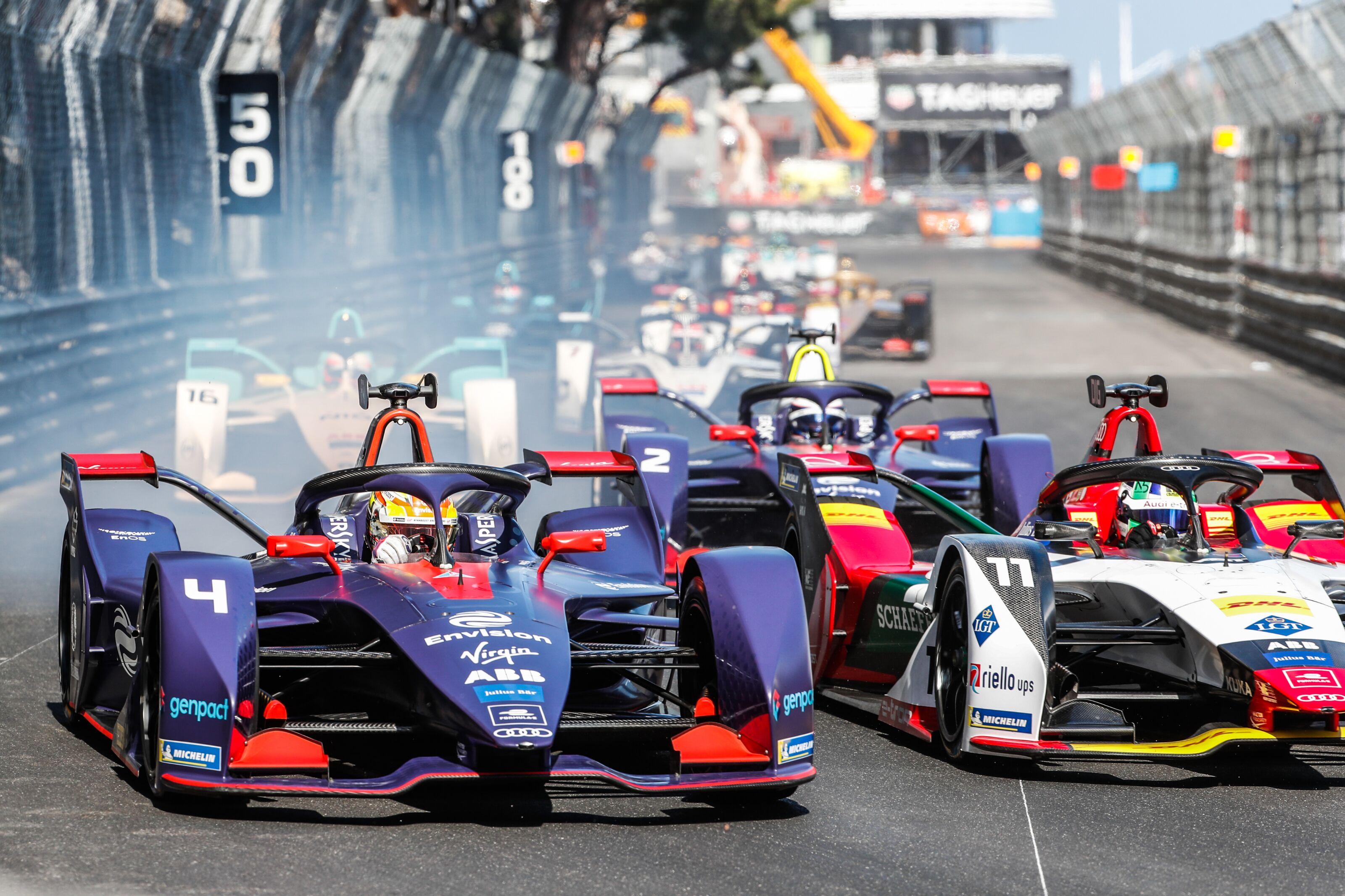 Formula E Driver Power Rankings after 2019 Berlin ePrix
