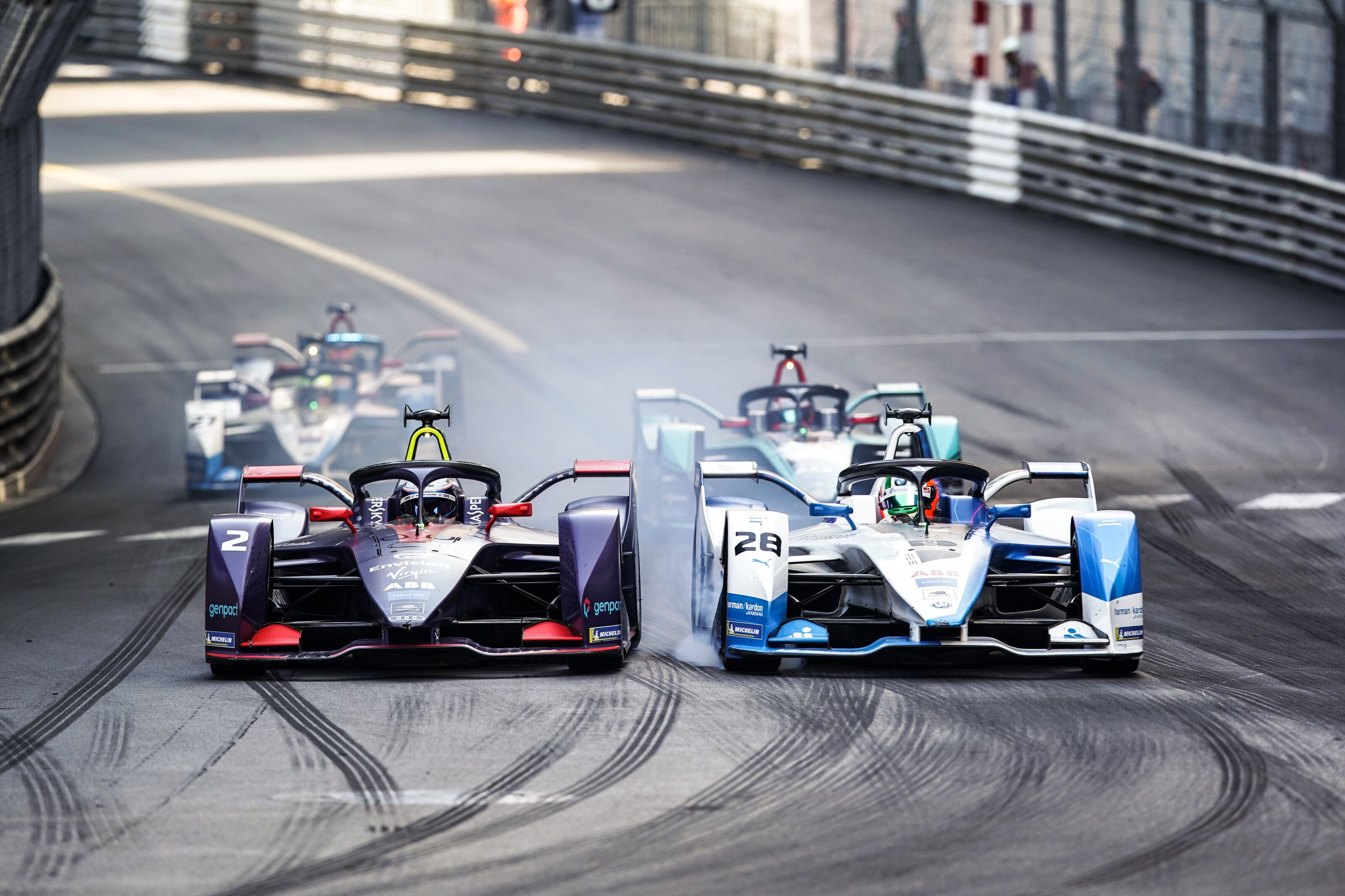 Formula E: Top 5 beginning to separate themselves in driver standings