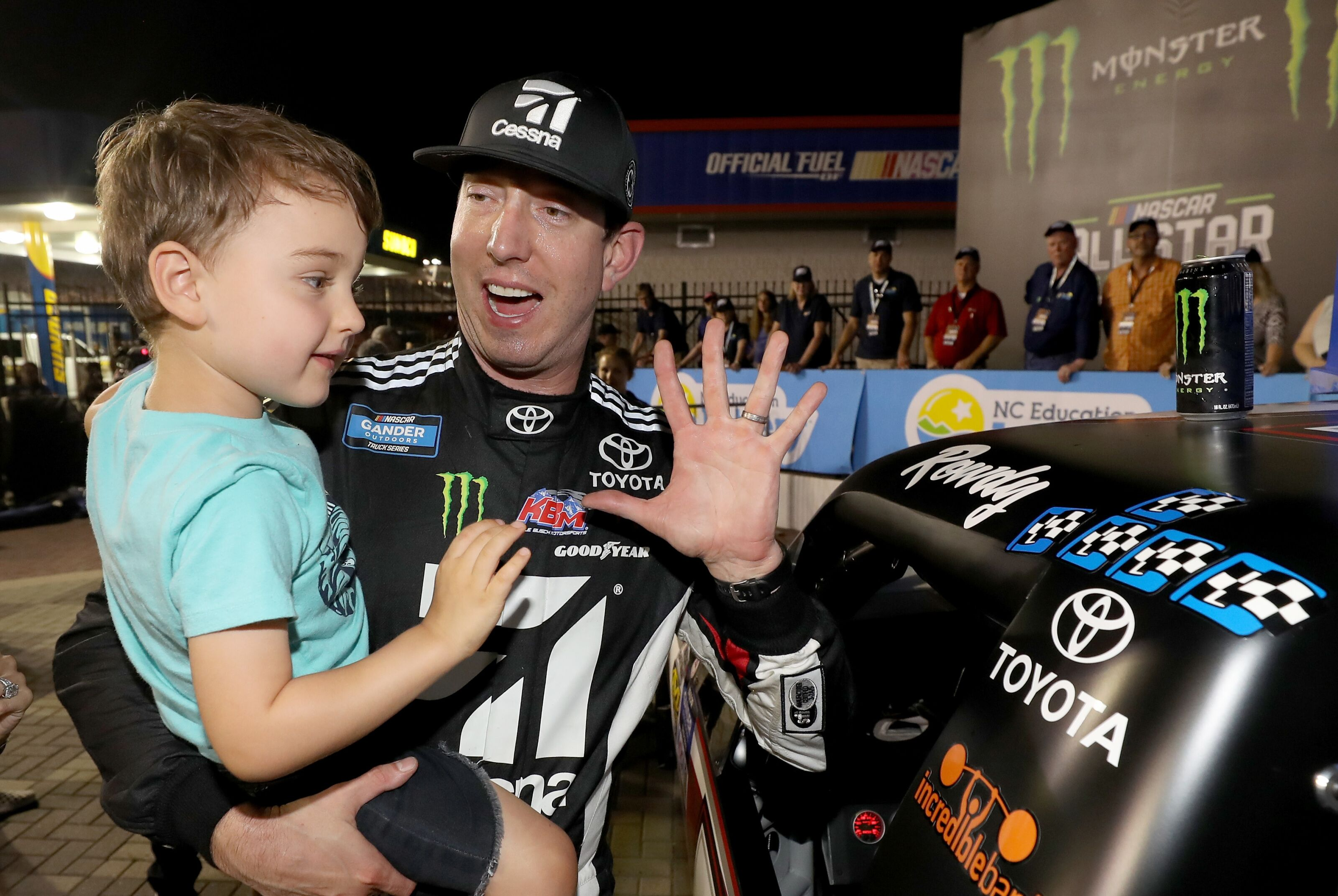 NASCAR: Should Cup drivers be allowed to moonlight in lower series?