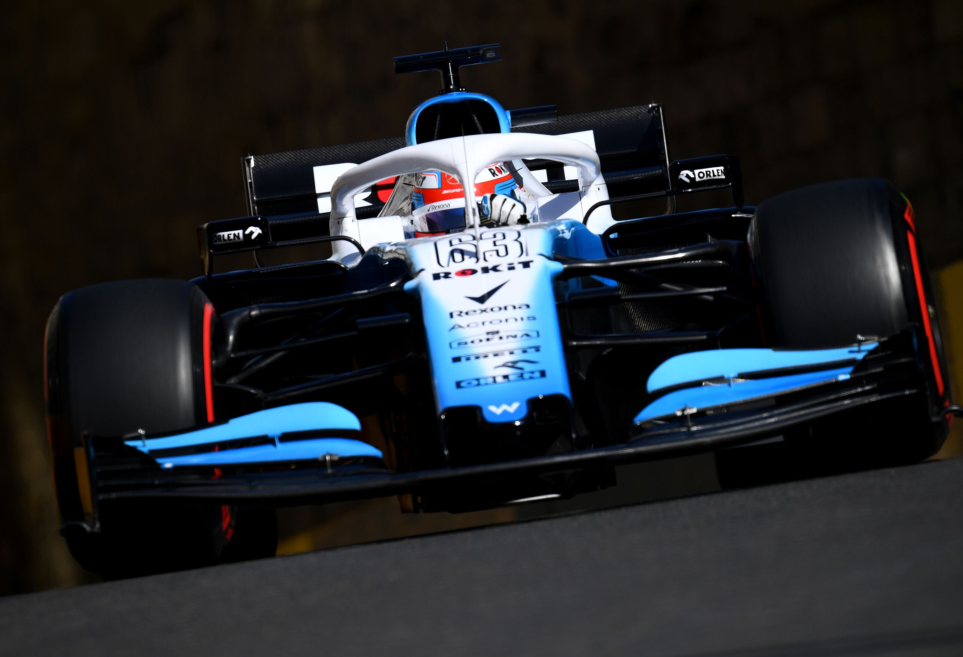 Formula 1: George Russell doing all he can to prove his worth