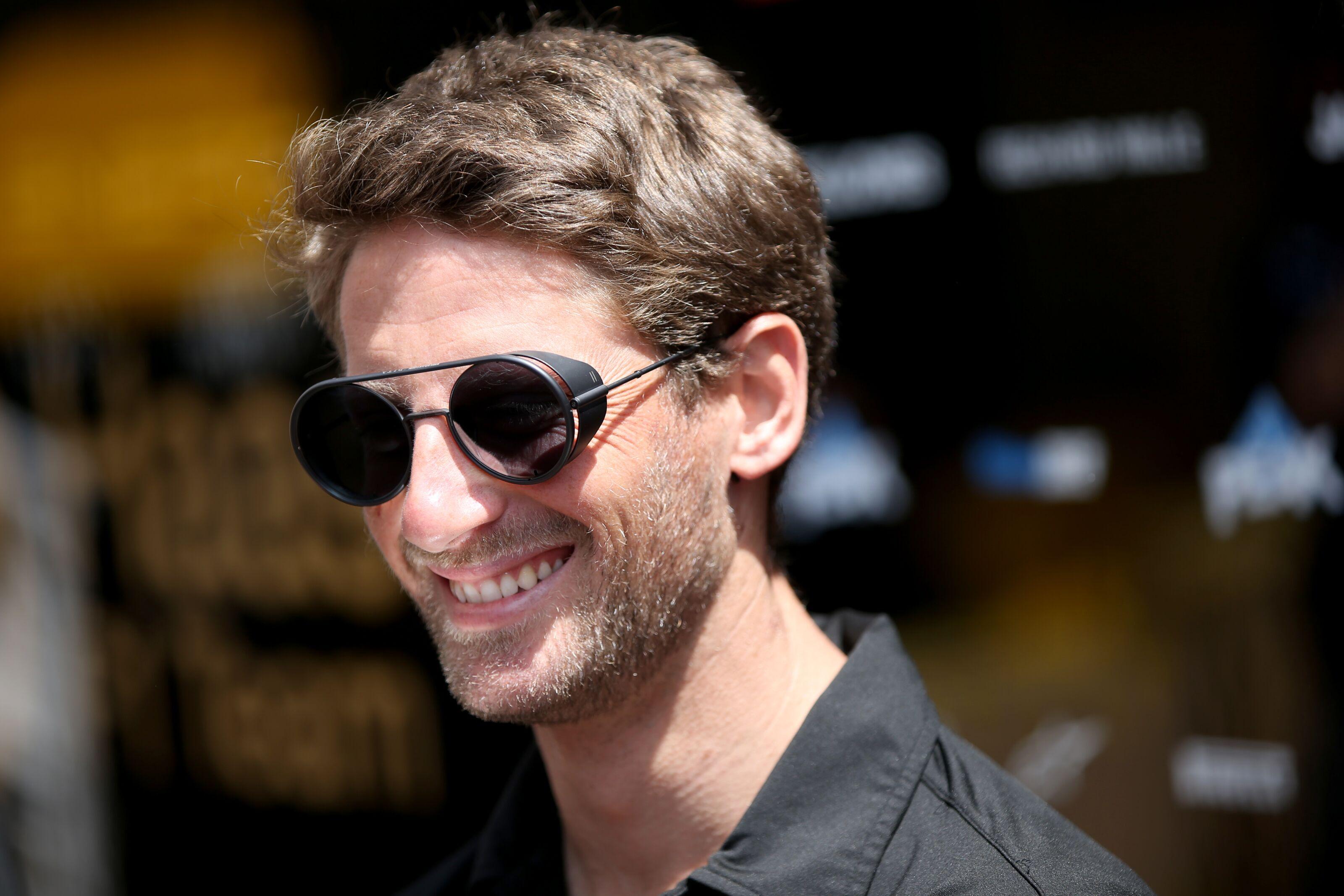 Formula 1: Romain Grosjean thwarts burglary attempt, protects family