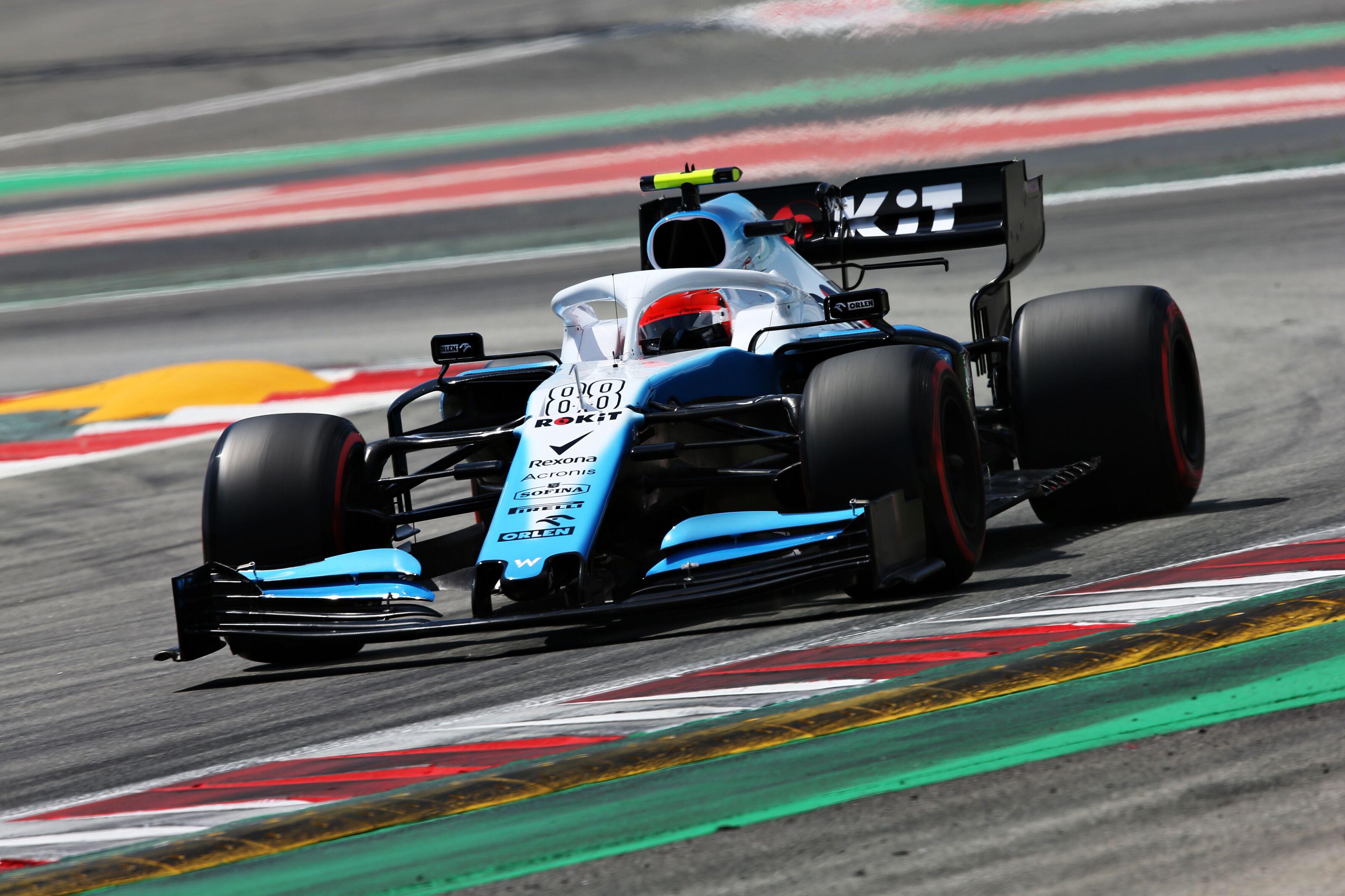 Formula 1: Should Williams replace Robert Kubica?