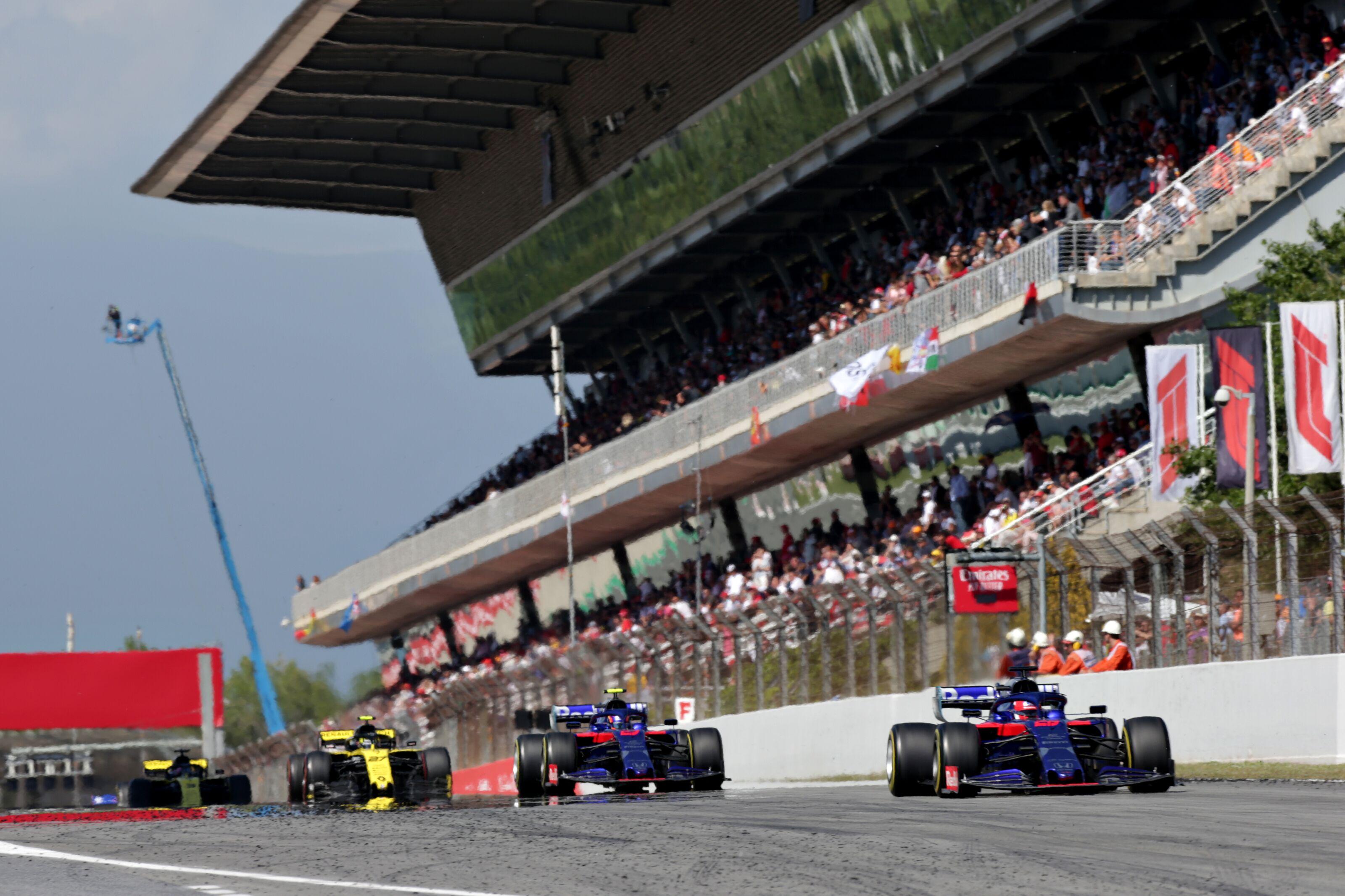 Formula 1: Spanish Grand Prix to return to Circuit de Barcelona-Catalunya in 2020