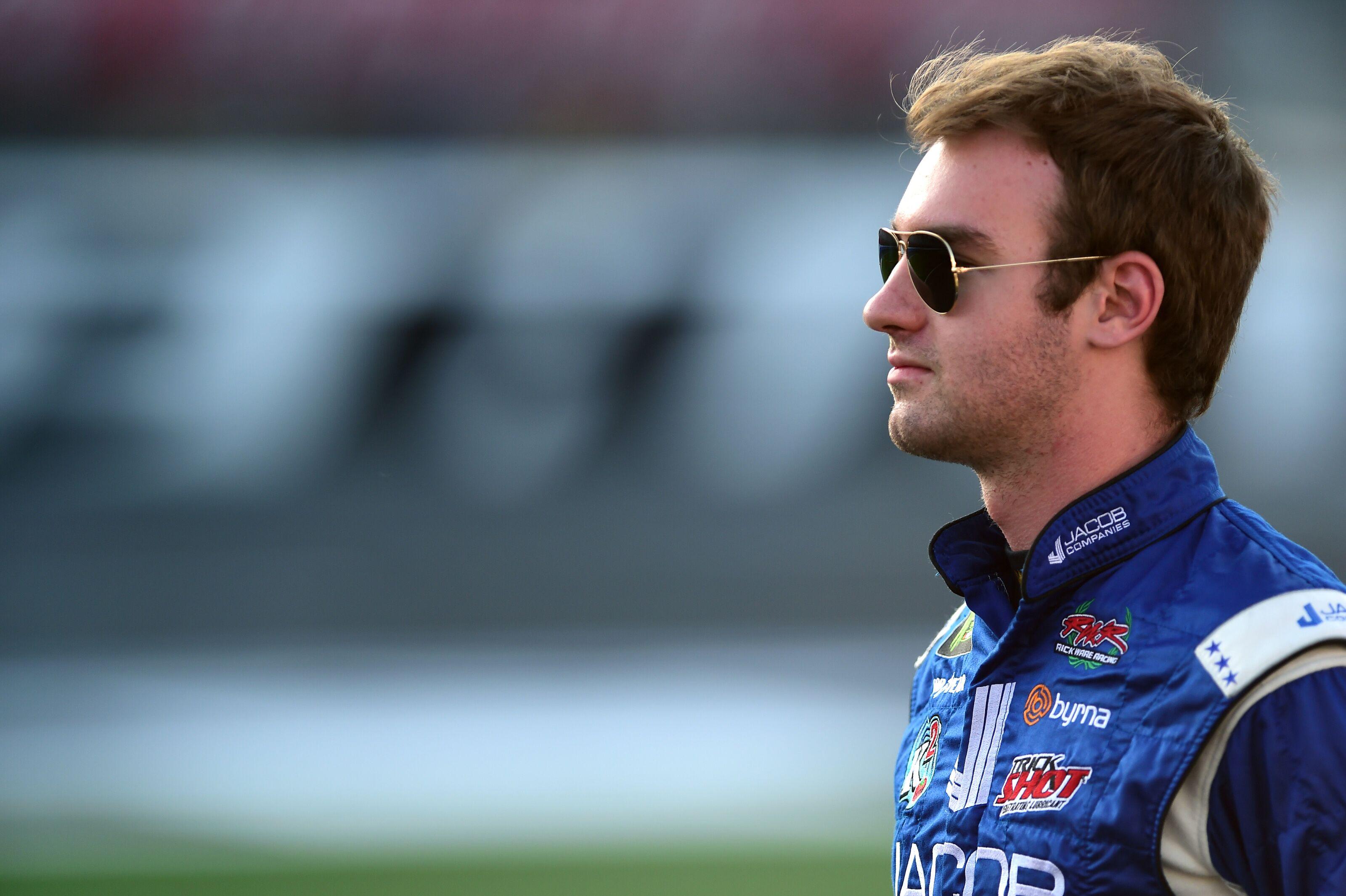 NASCAR fans send Cody Ware death threats, encourage suicide for no reason