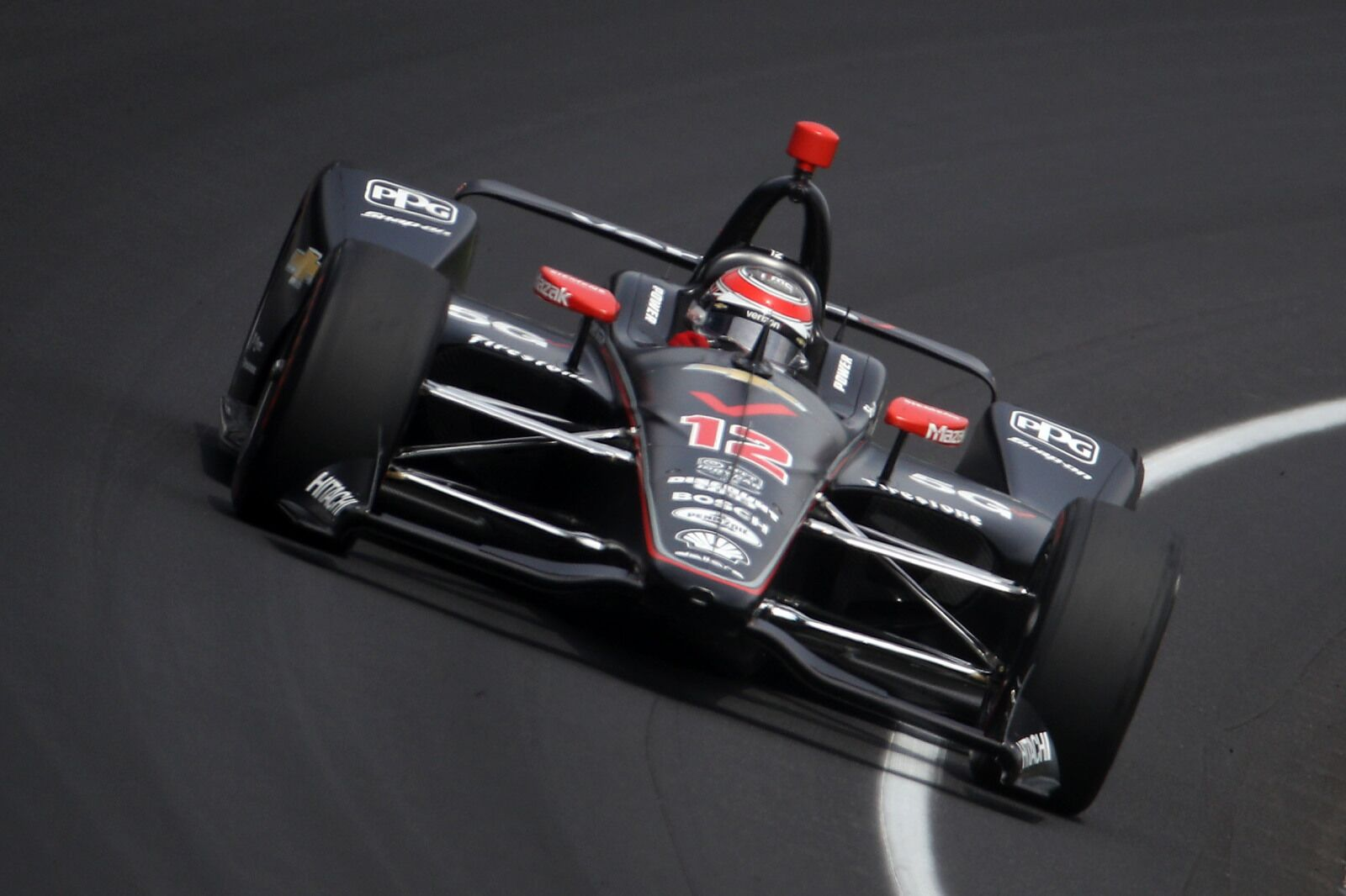 IndyCar: Will Power ties all-time Indianapolis 500 record