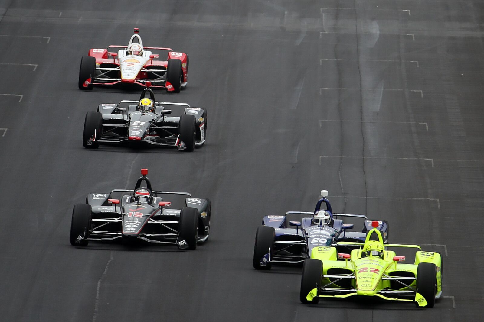 IndyCar: A Team Penske 2019 championship would be a rare feat