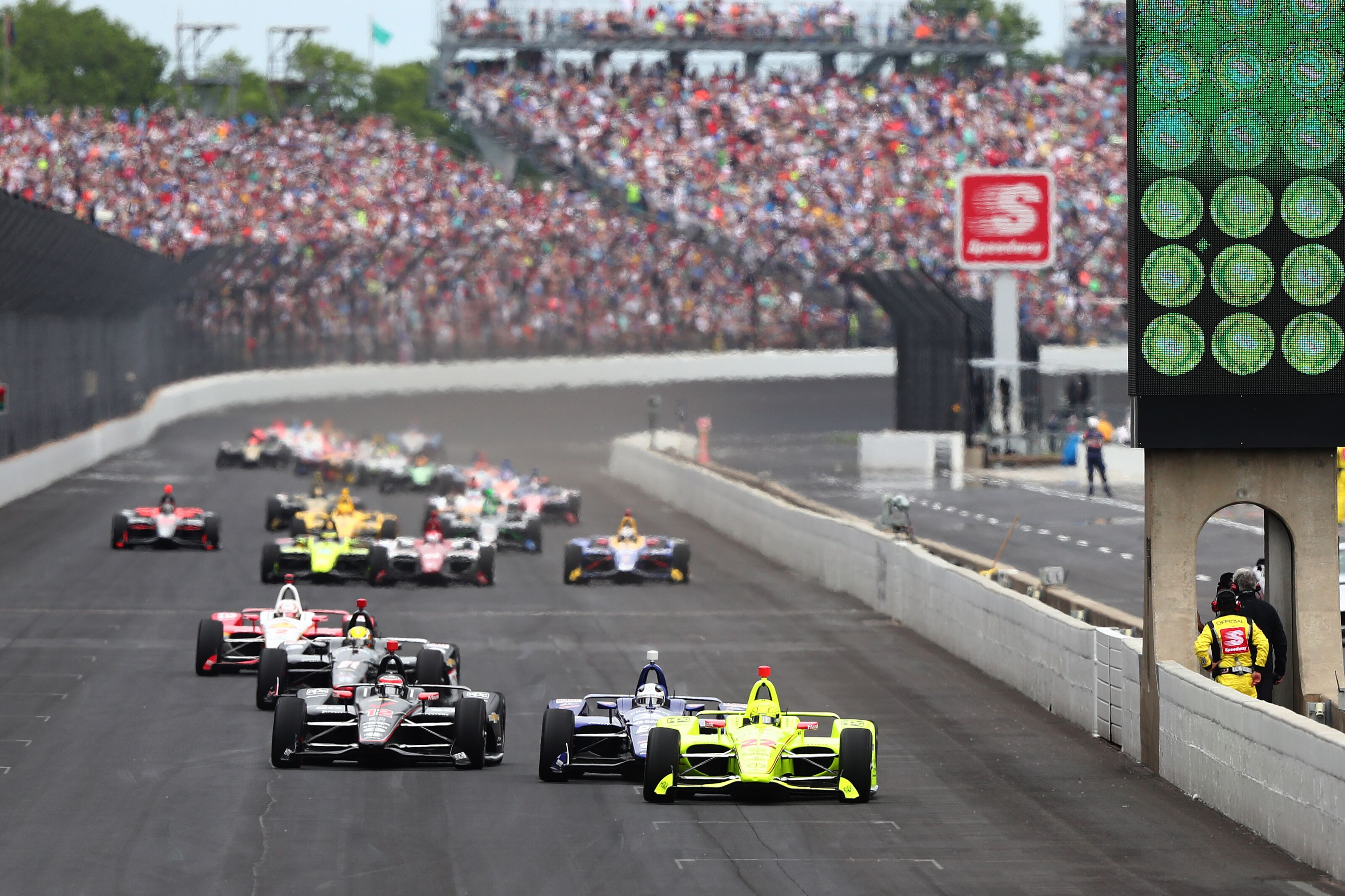 IndyCar: 2020 schedule revealed
