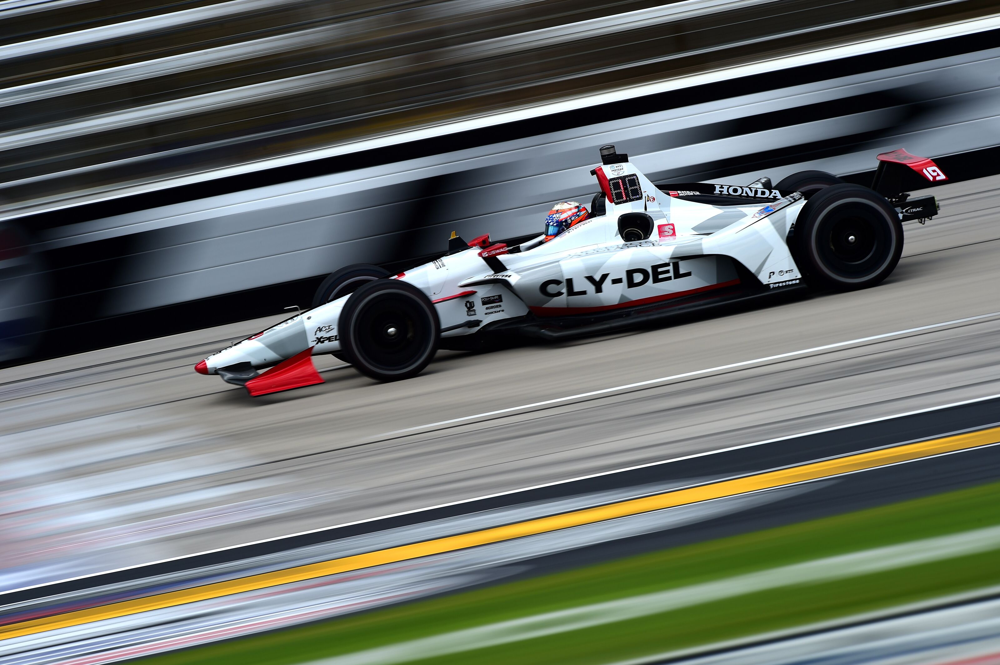 IndyCar: Lowest-profile rookie Santino Ferrucci having biggest impact