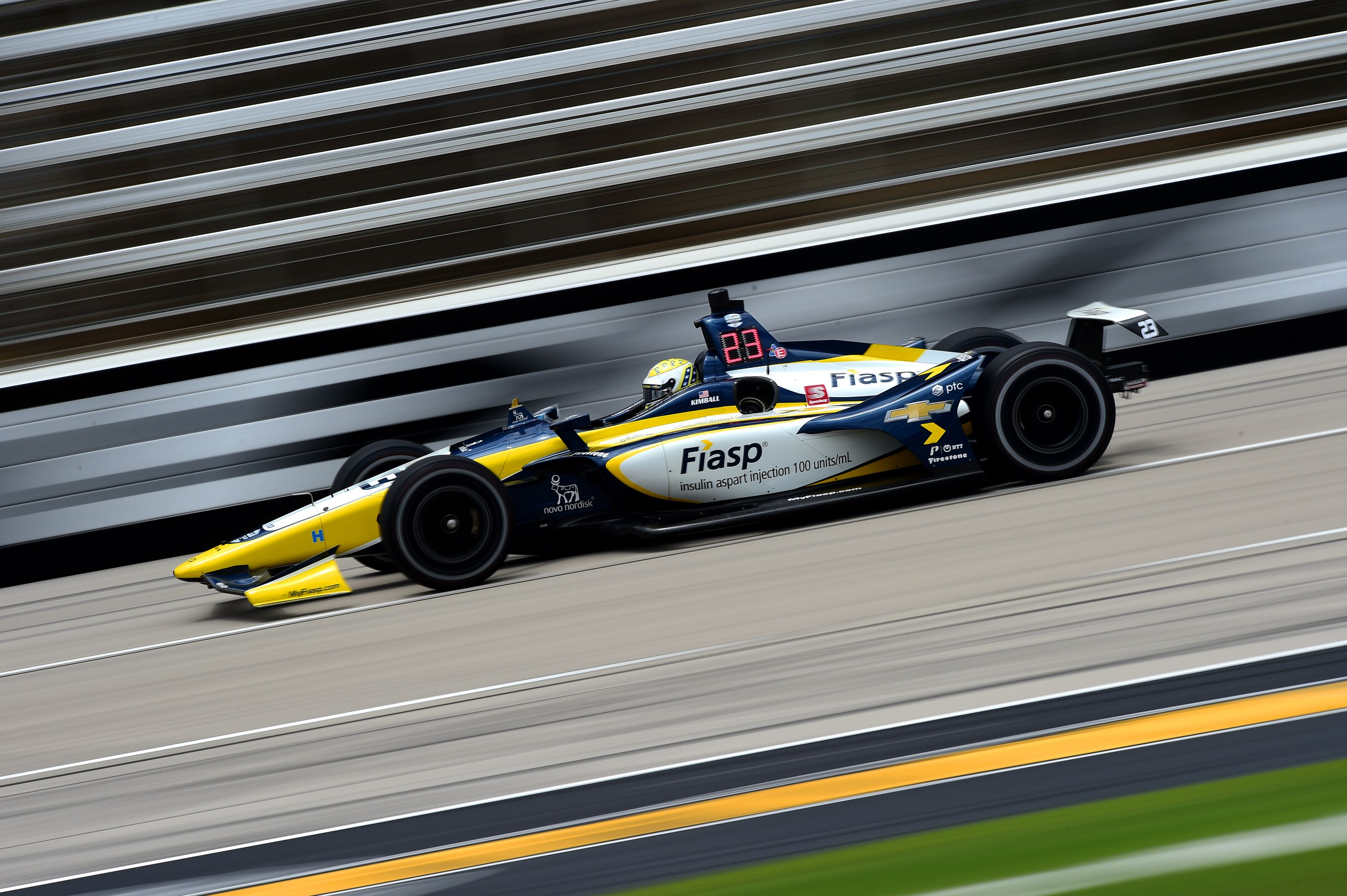 IndyCar: Charlie Kimball to drive for Carlin at Gateway