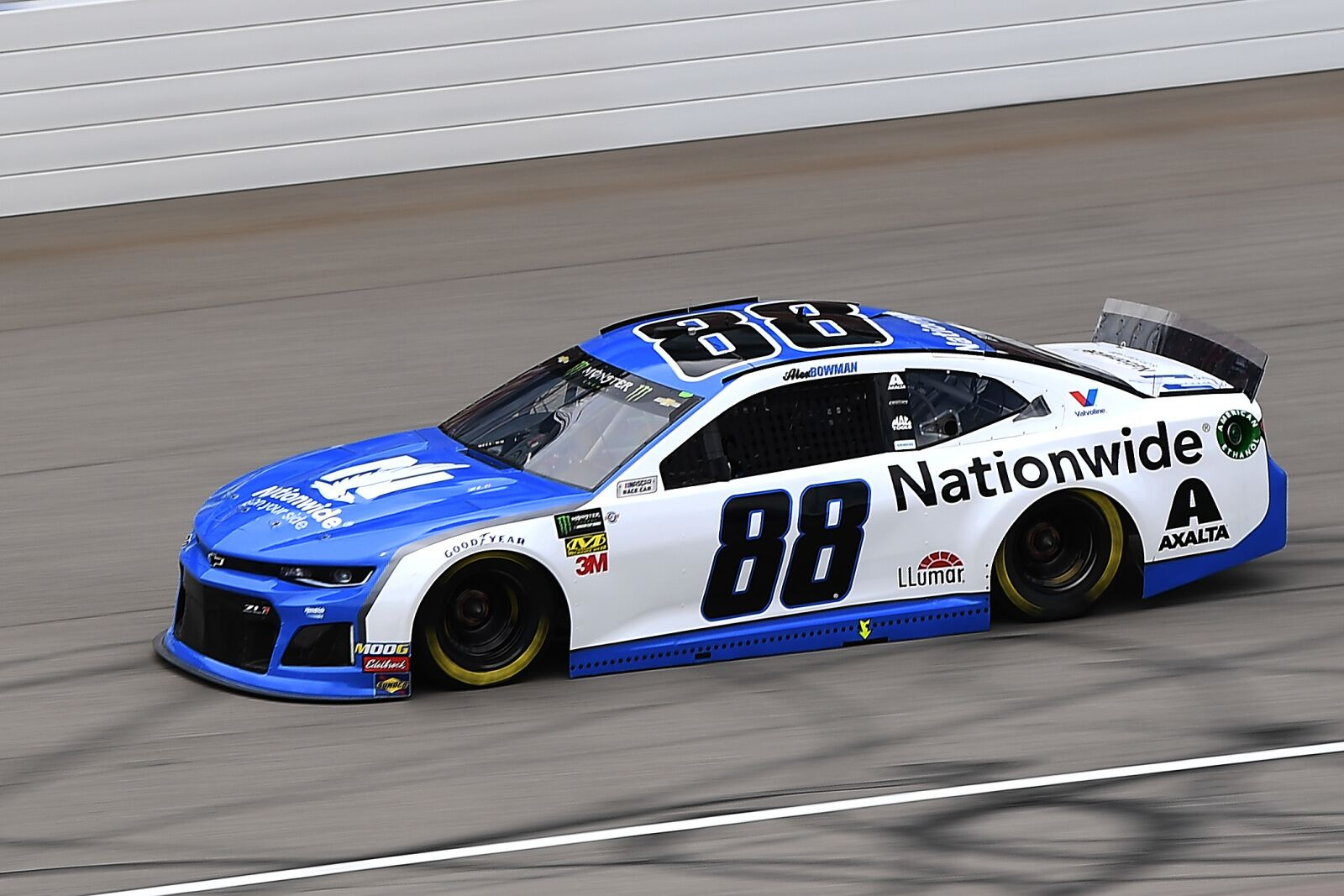 NASCAR: Nationwide to end Hendrick Motorsports sponsorship after 2019