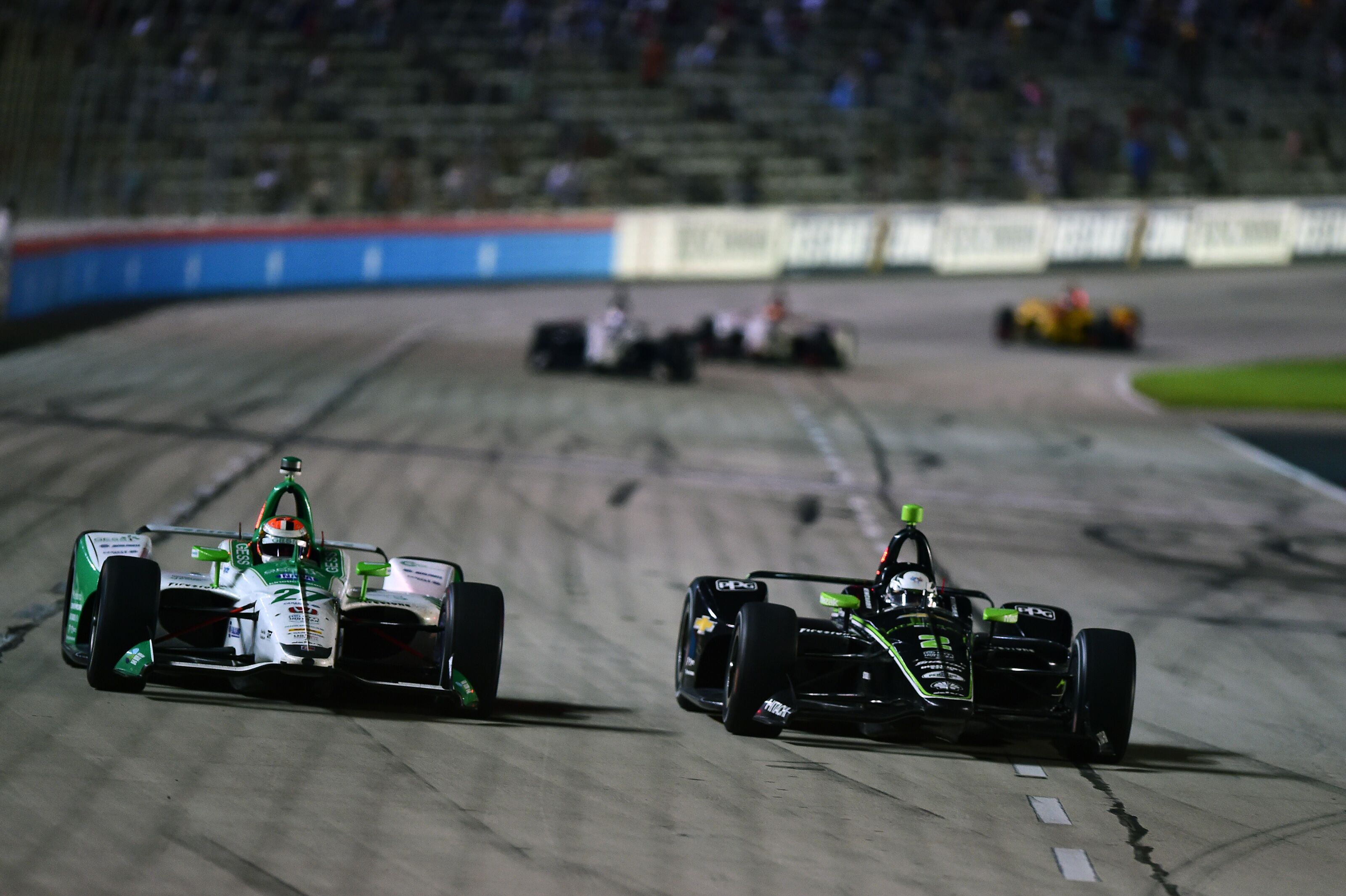 IndyCar: Pivotal three-week stint for Chevrolet, Honda, contenders