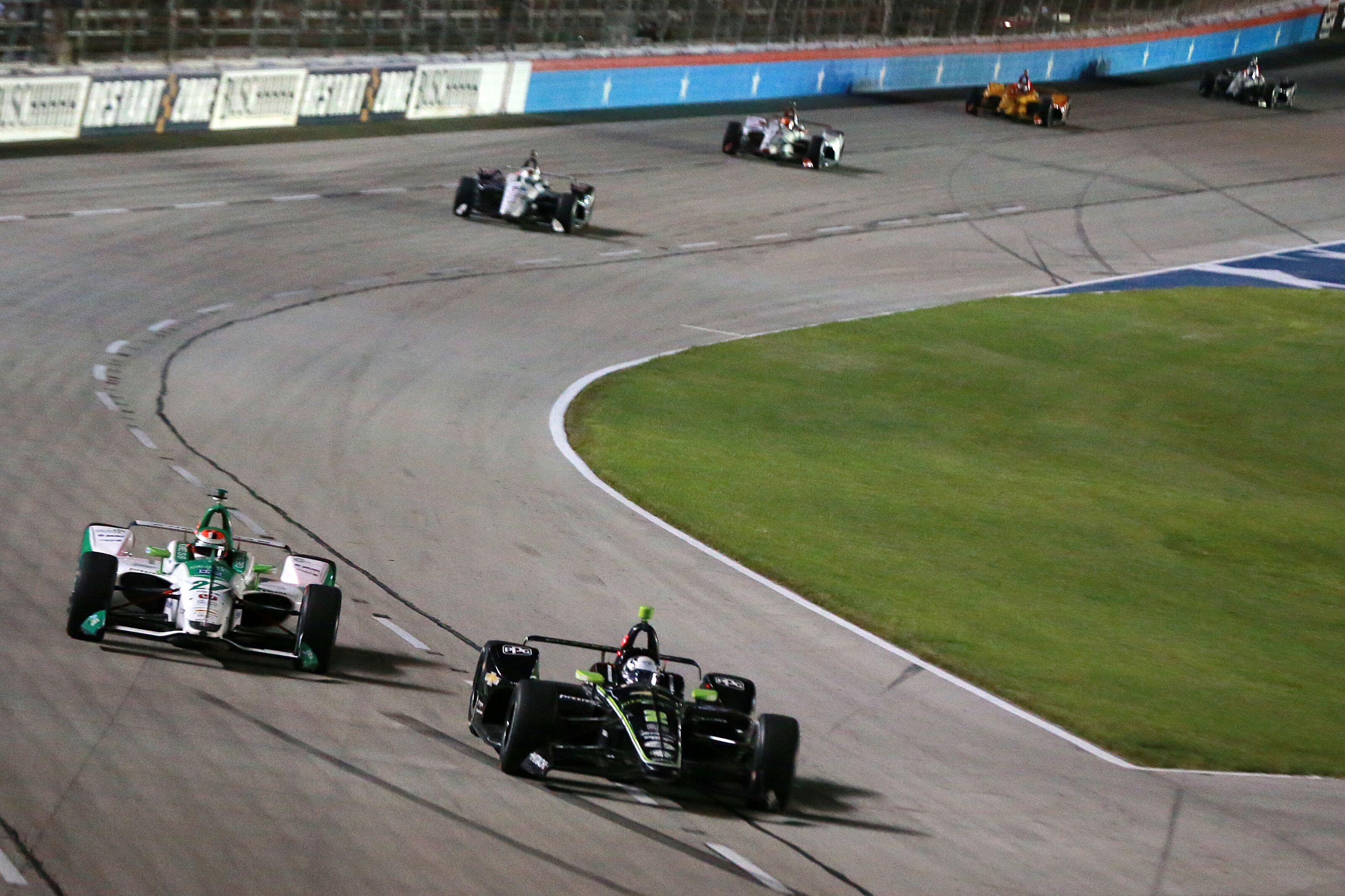 IndyCar: Chevrolet vs. Honda is basically Team Penske vs. Honda