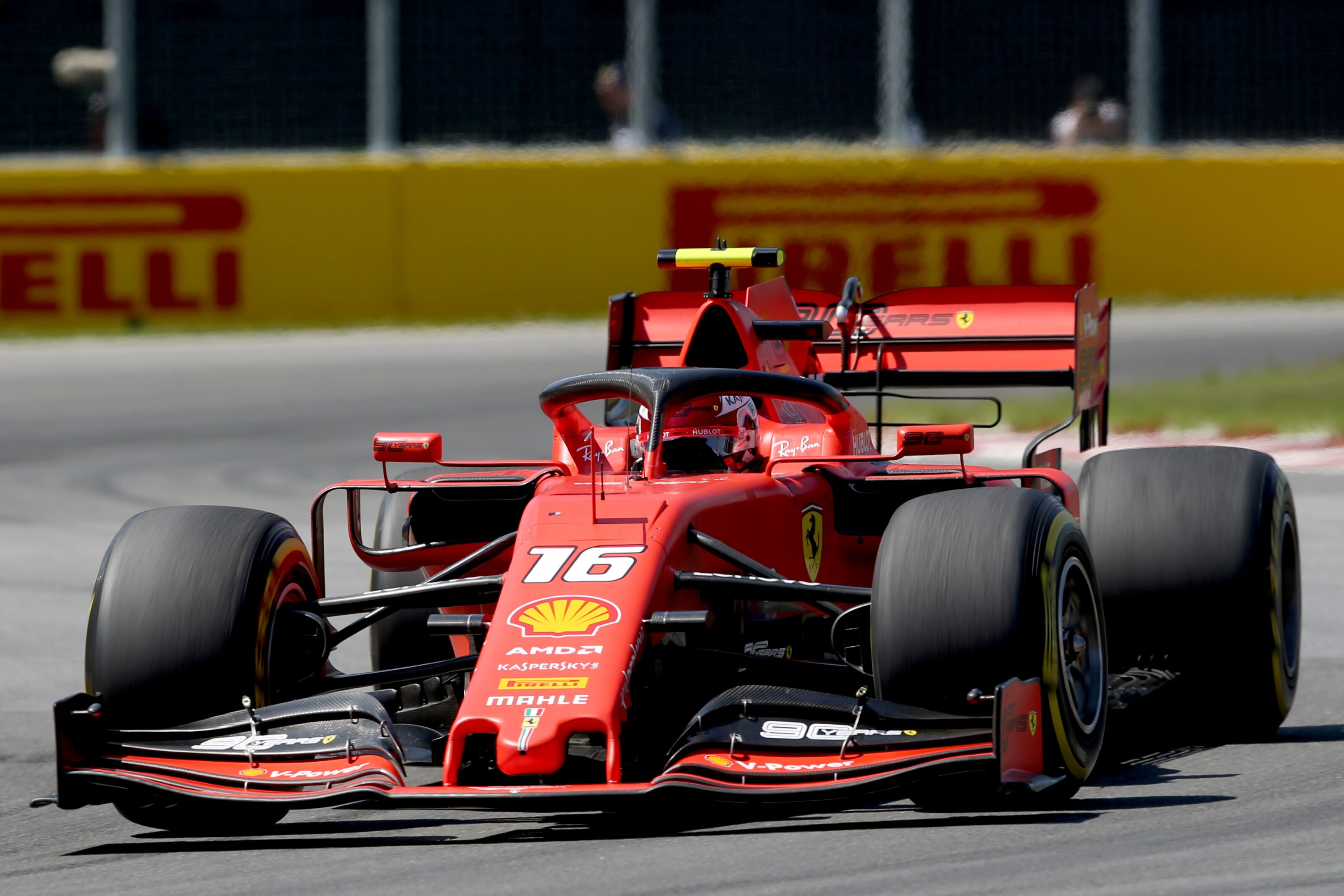 Formula 1: Ferrari 'forgot' to inform Charles Leclerc of Sebastian Vettel's penalty