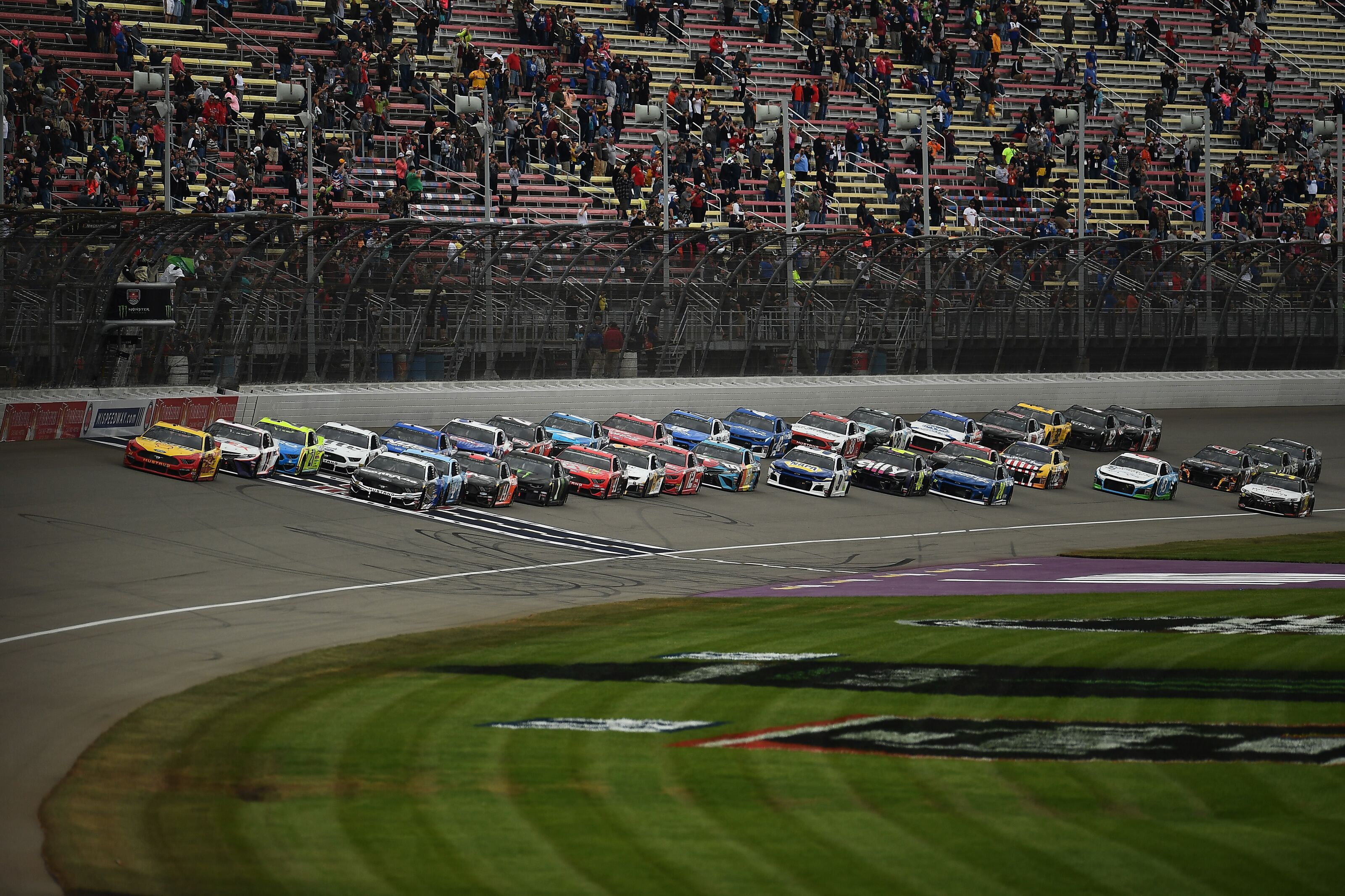 NASCAR Cup Series: Early 2019 16-driver playoff field prediction