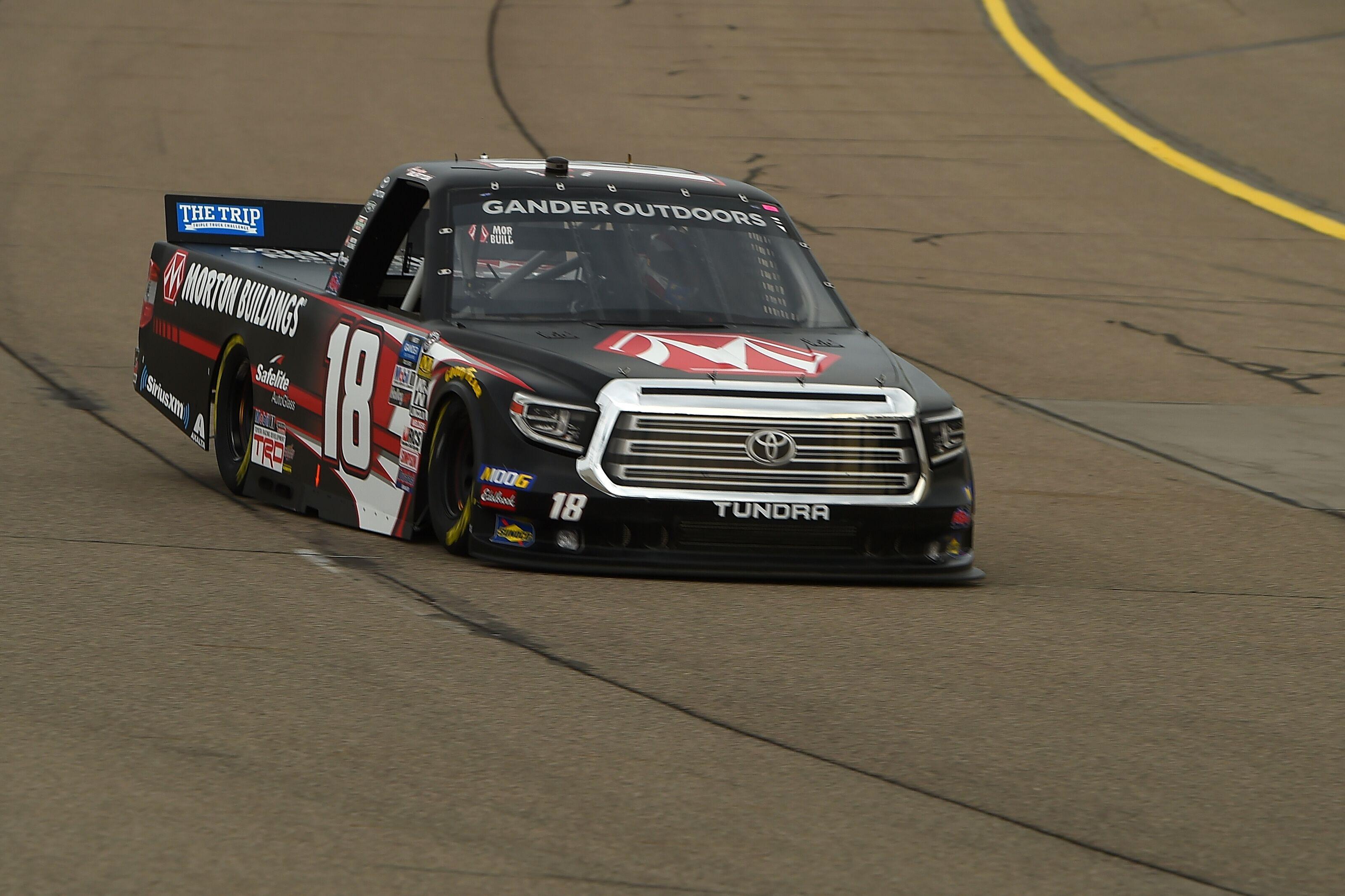 Kyle Busch Motorsports >> Nascar Truck Series Kyle Busch Motorsports The Big Winners After Iowa