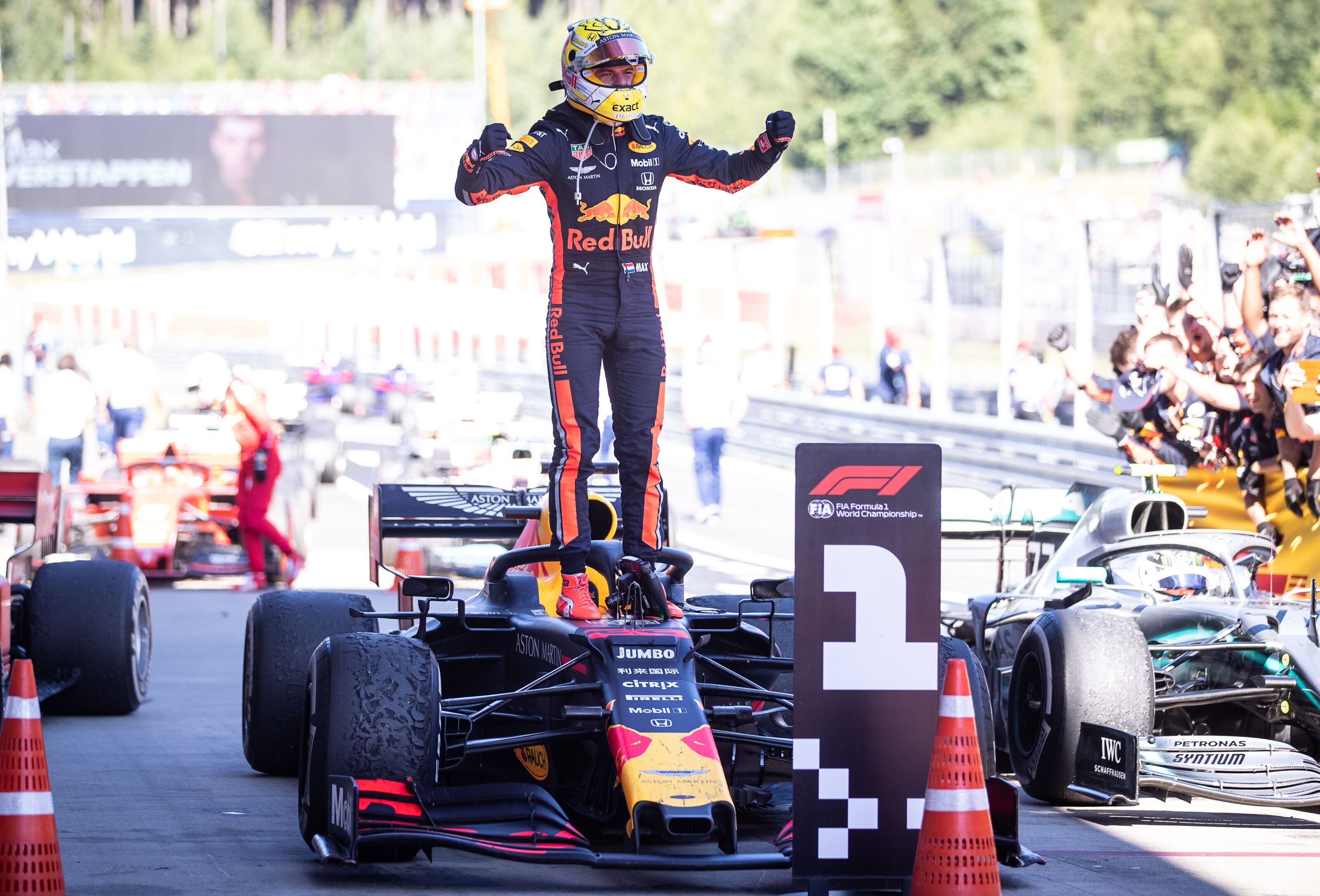 Formula 1: Red Bull Racing need Max Verstappen more than he needs them