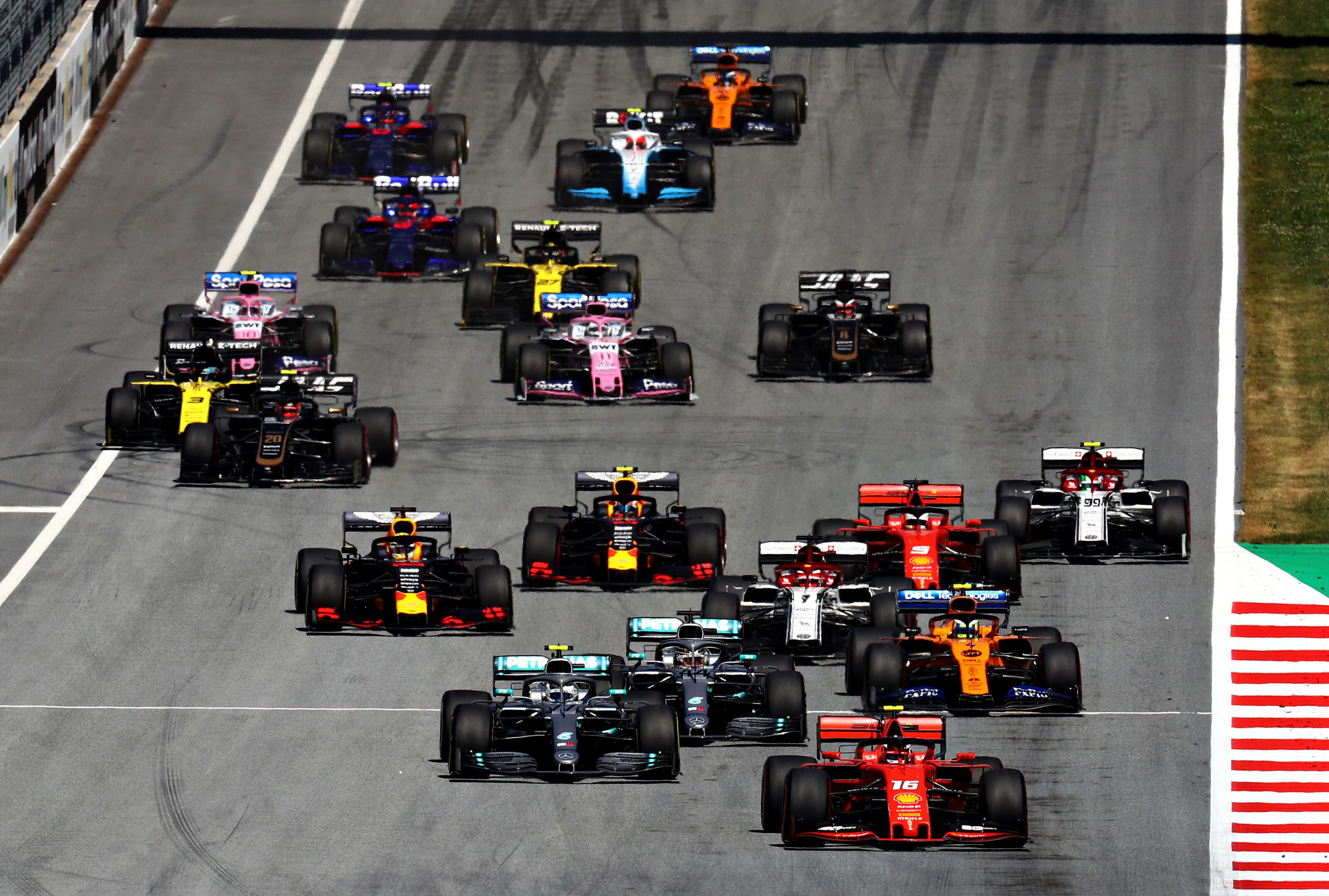 Formula 1: 2020 schedule revealed, features all-time record 22 races
