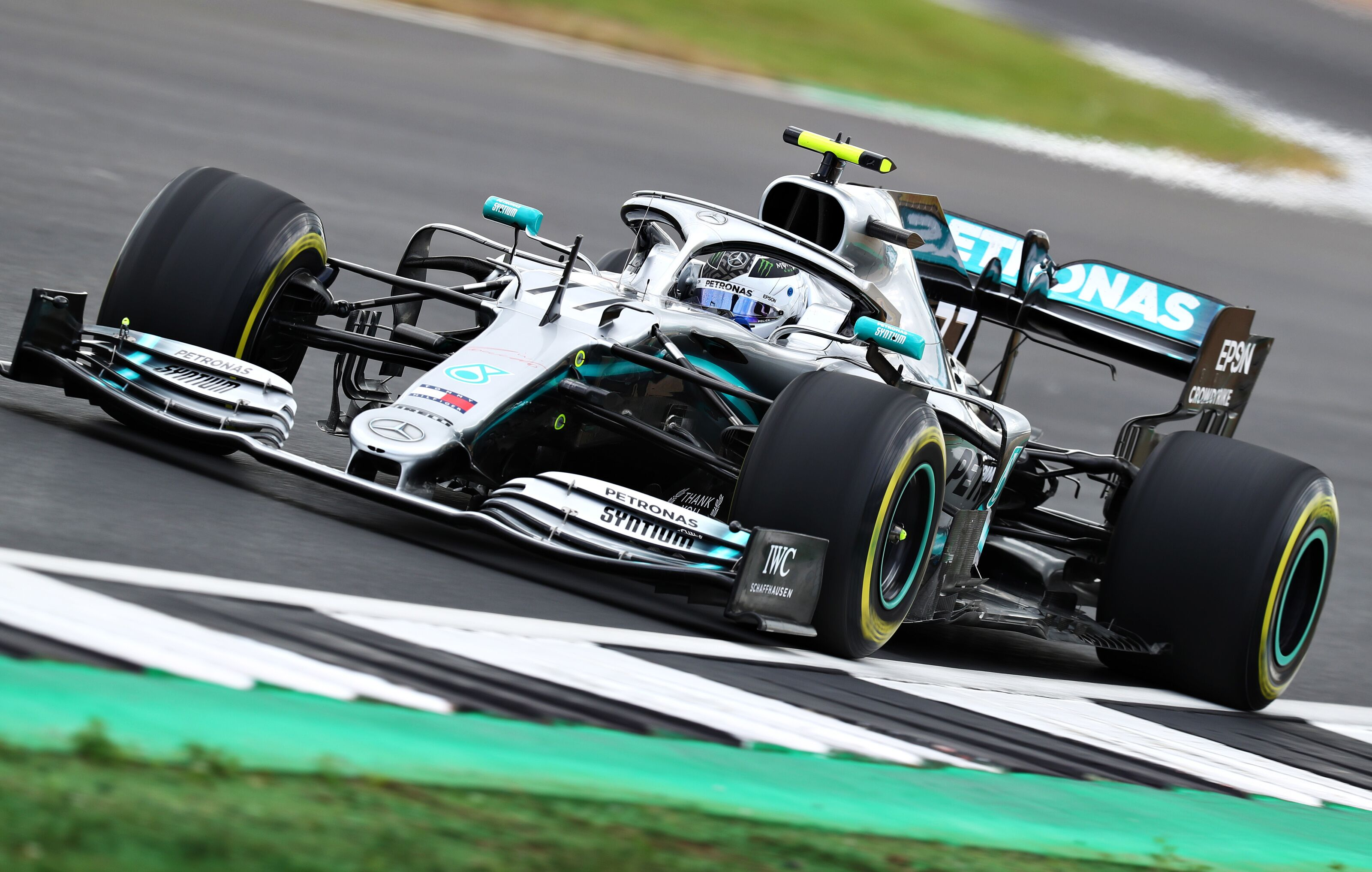Formula 1: Valtteri Bottas takes pole for 2019 British Grand Prix