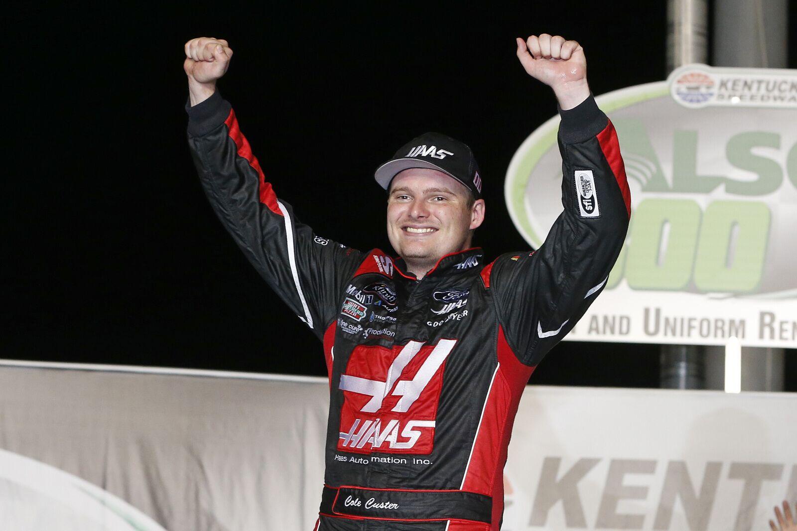 NASCAR Xfinity Series: Cole Custer wins 2019 Alsco 300