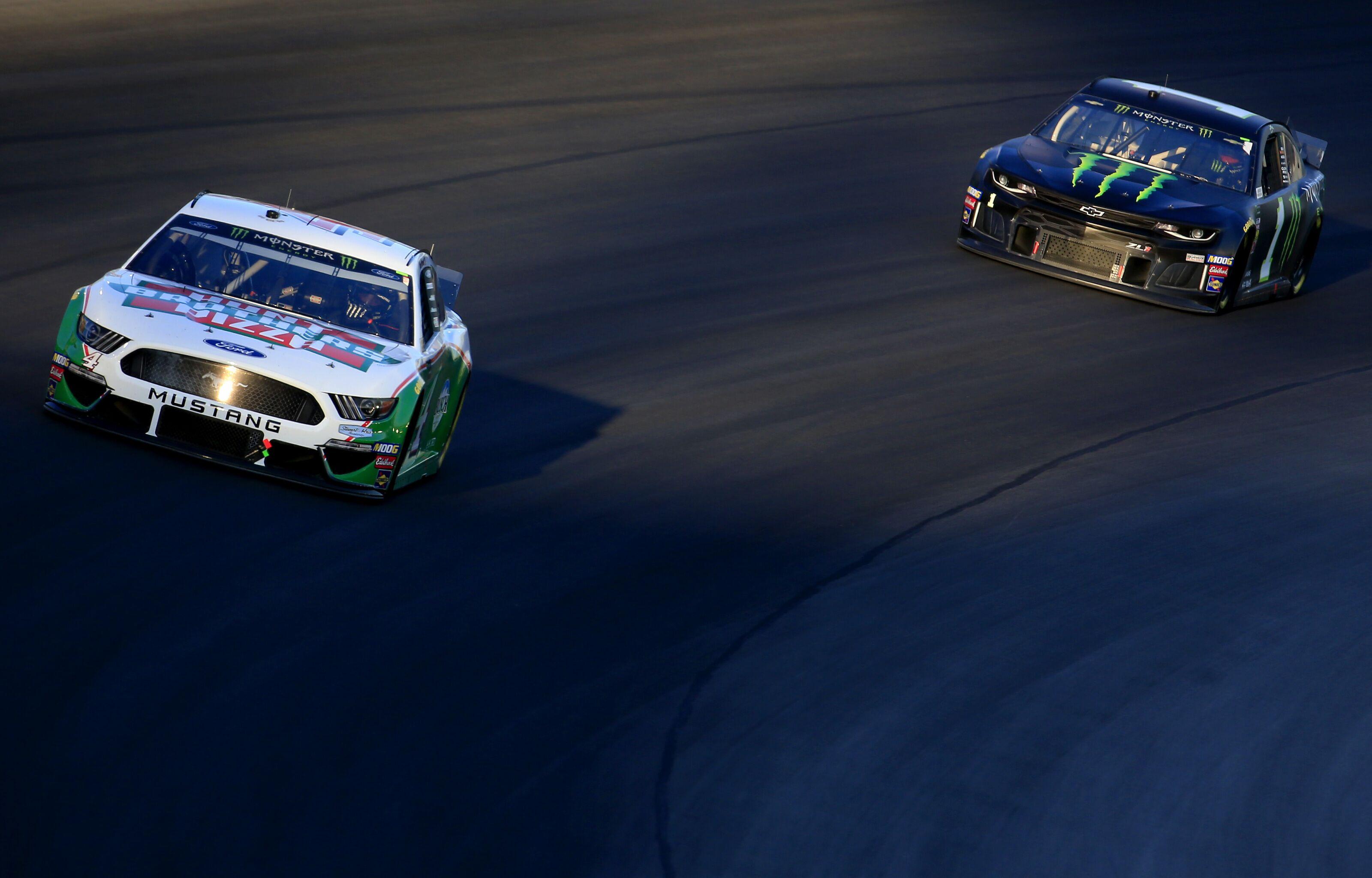 Don't take NASCAR's veterans for granted