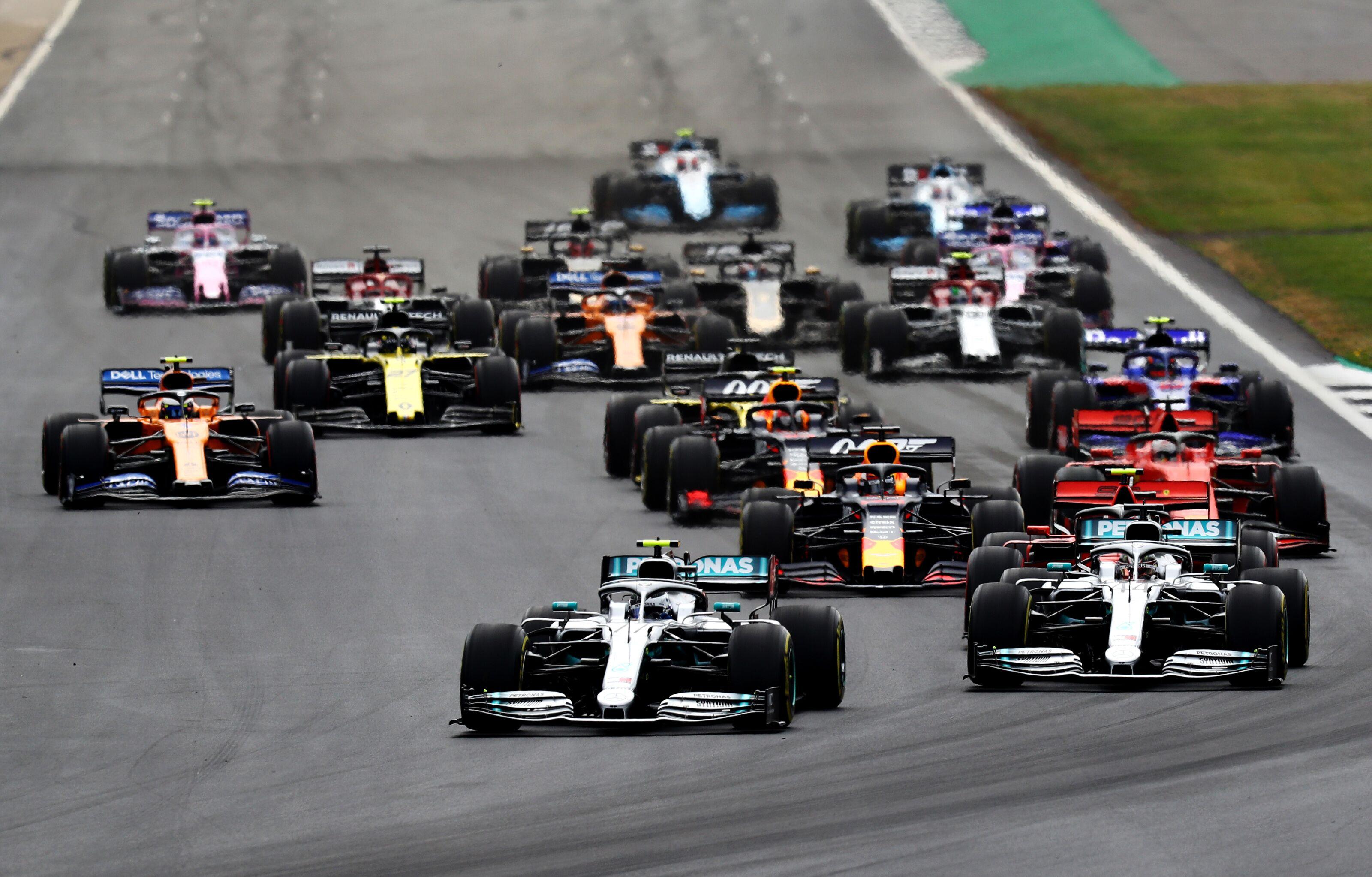 Formula 1 Team Power Rankings after 2019 British Grand Prix