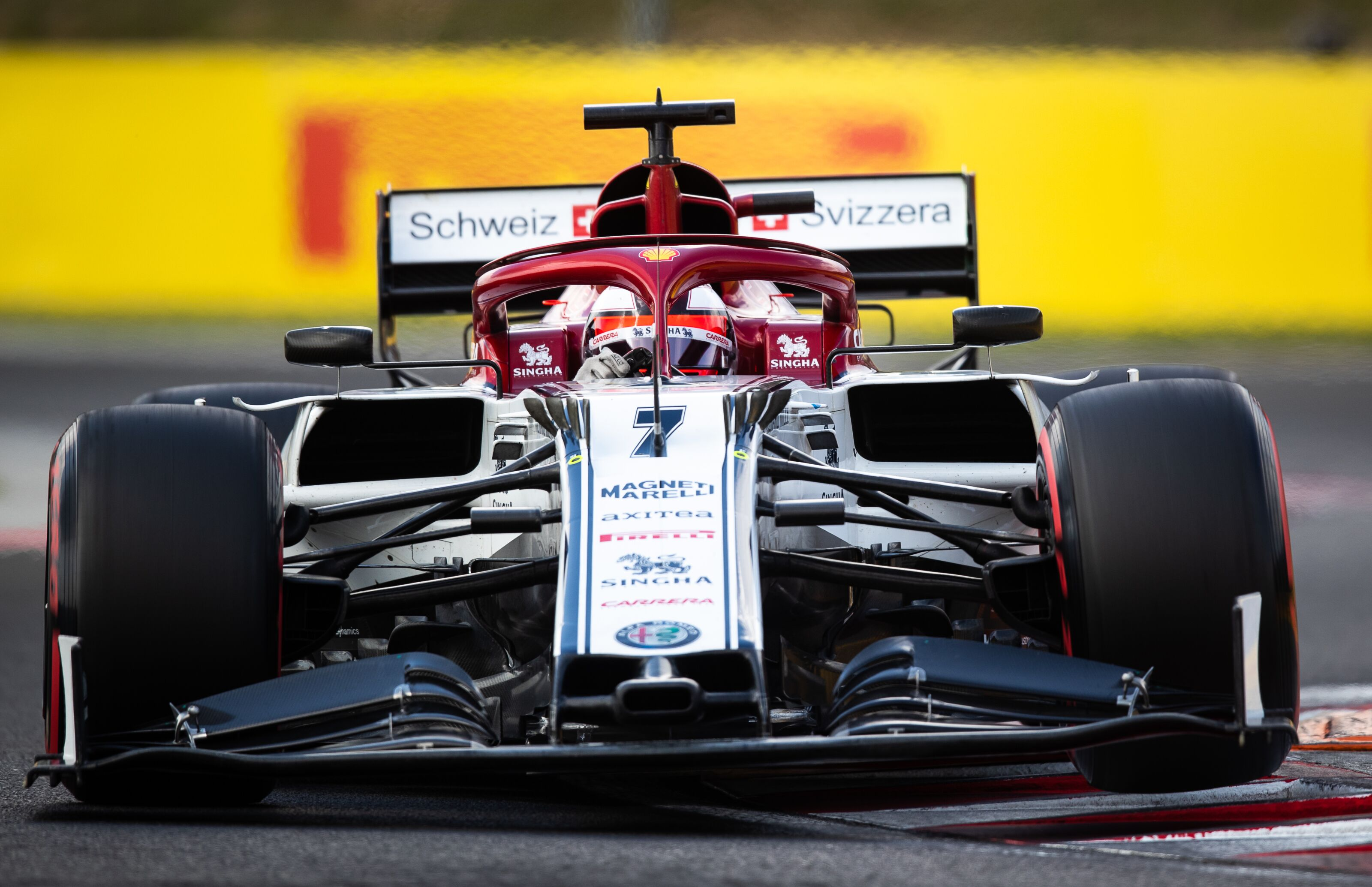 Formula 1: Why might Kimi Raikkonen miss Belgian Grand Prix?