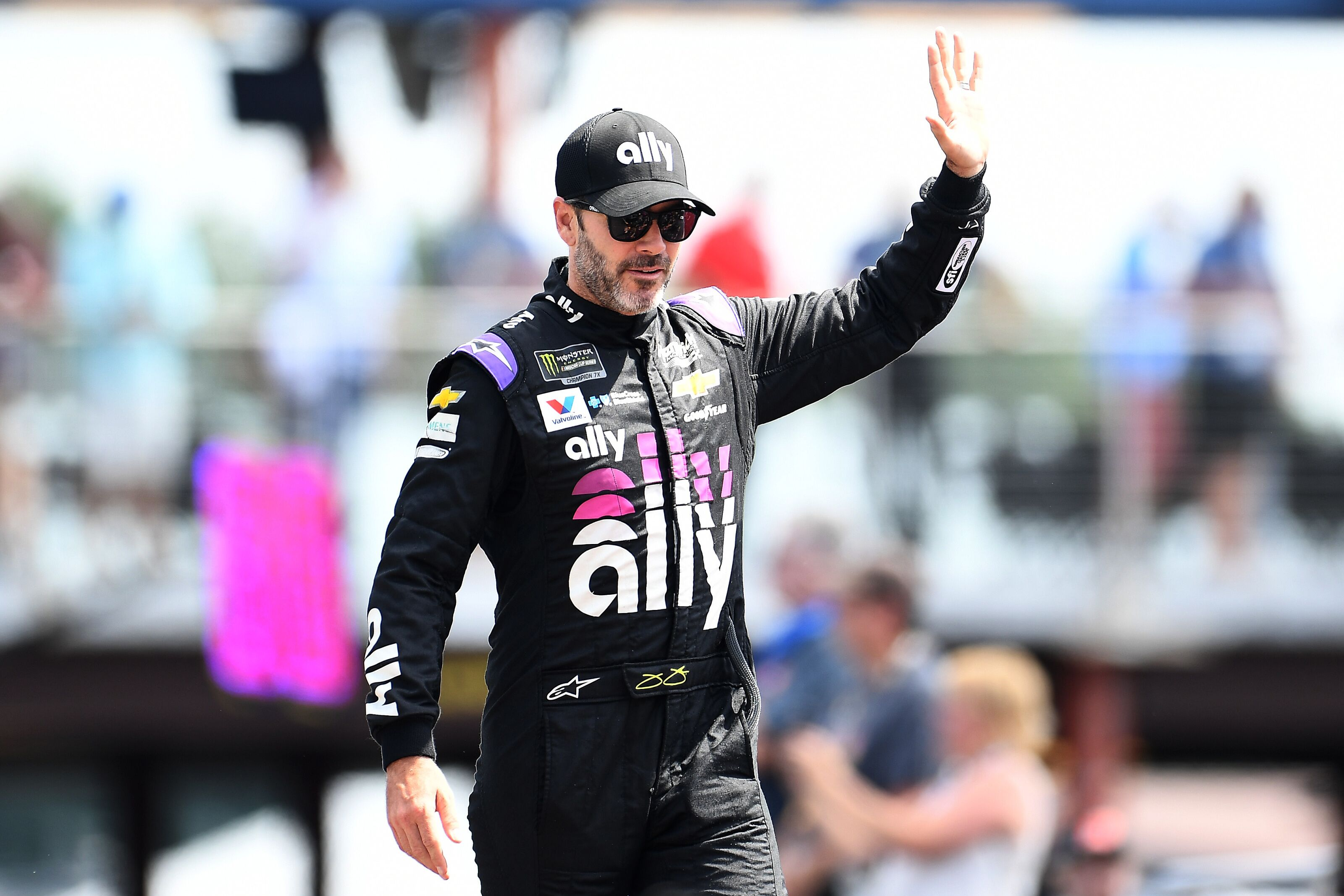 NASCAR: Will Jimmie Johnson win another Cup race?