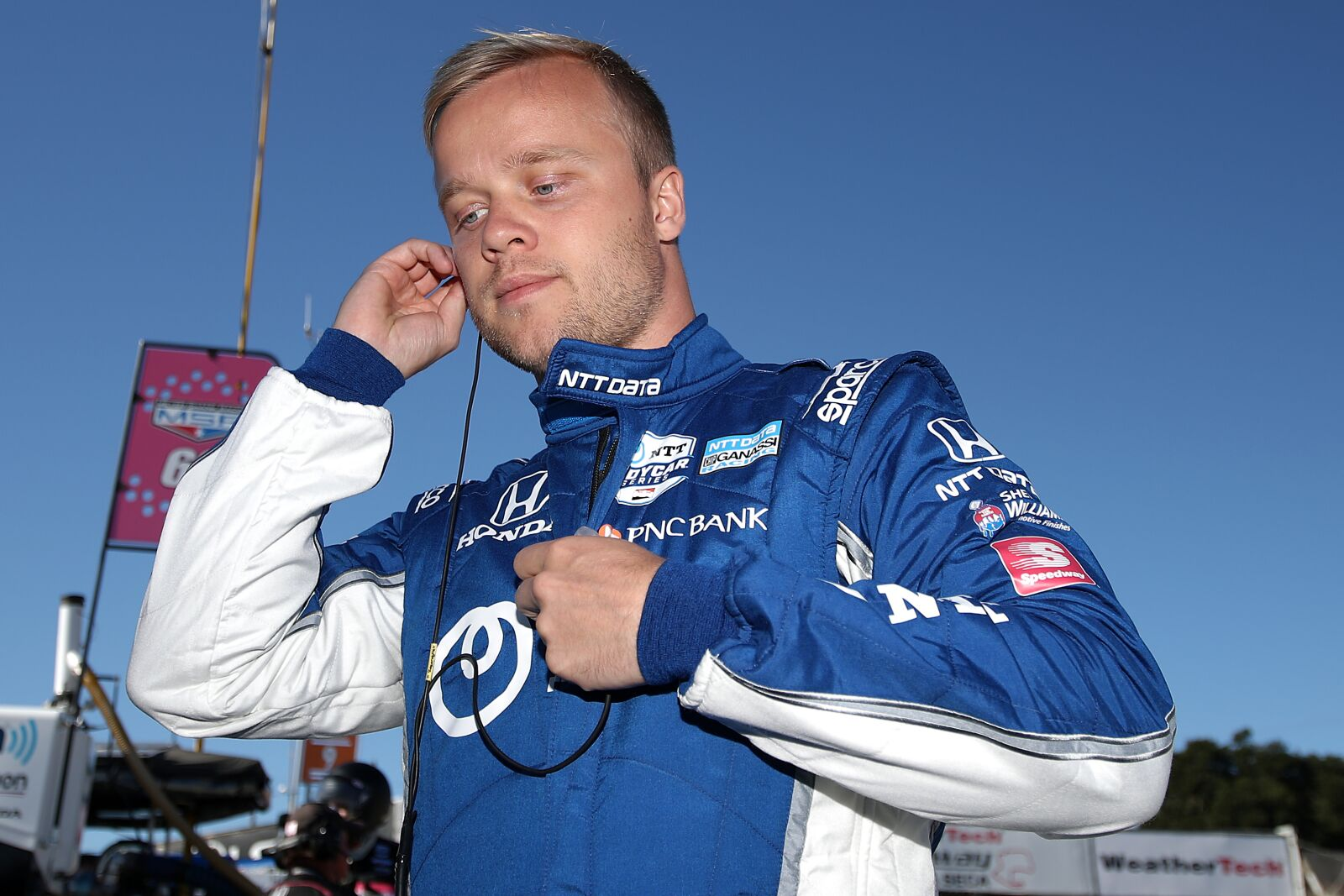 IndyCar: Felix Rosenqvist confirmed at Chip Ganassi Racing for 2020