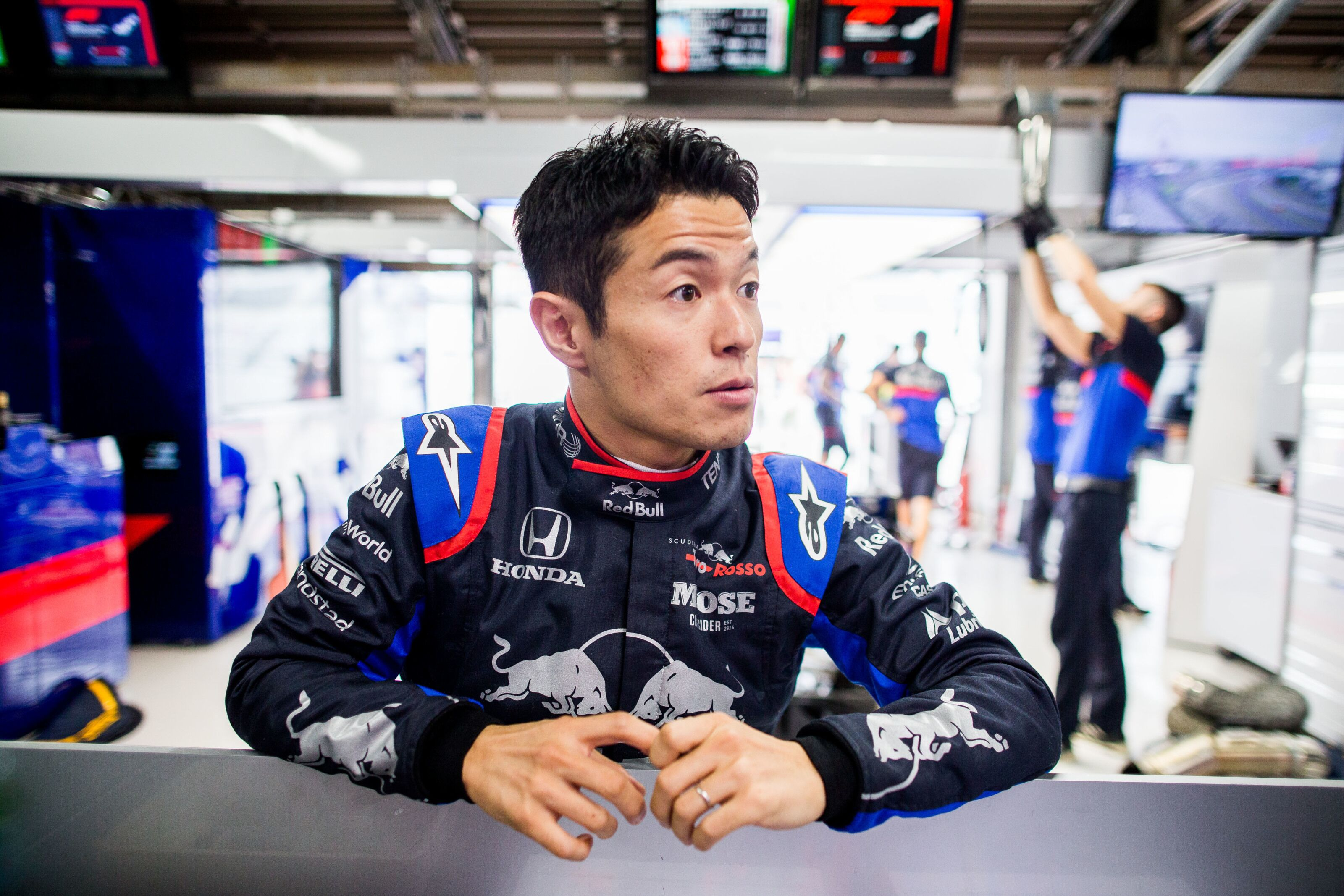 Formula 1: Naoki Yamamoto not in contention for 2020 Toro Rosso seat
