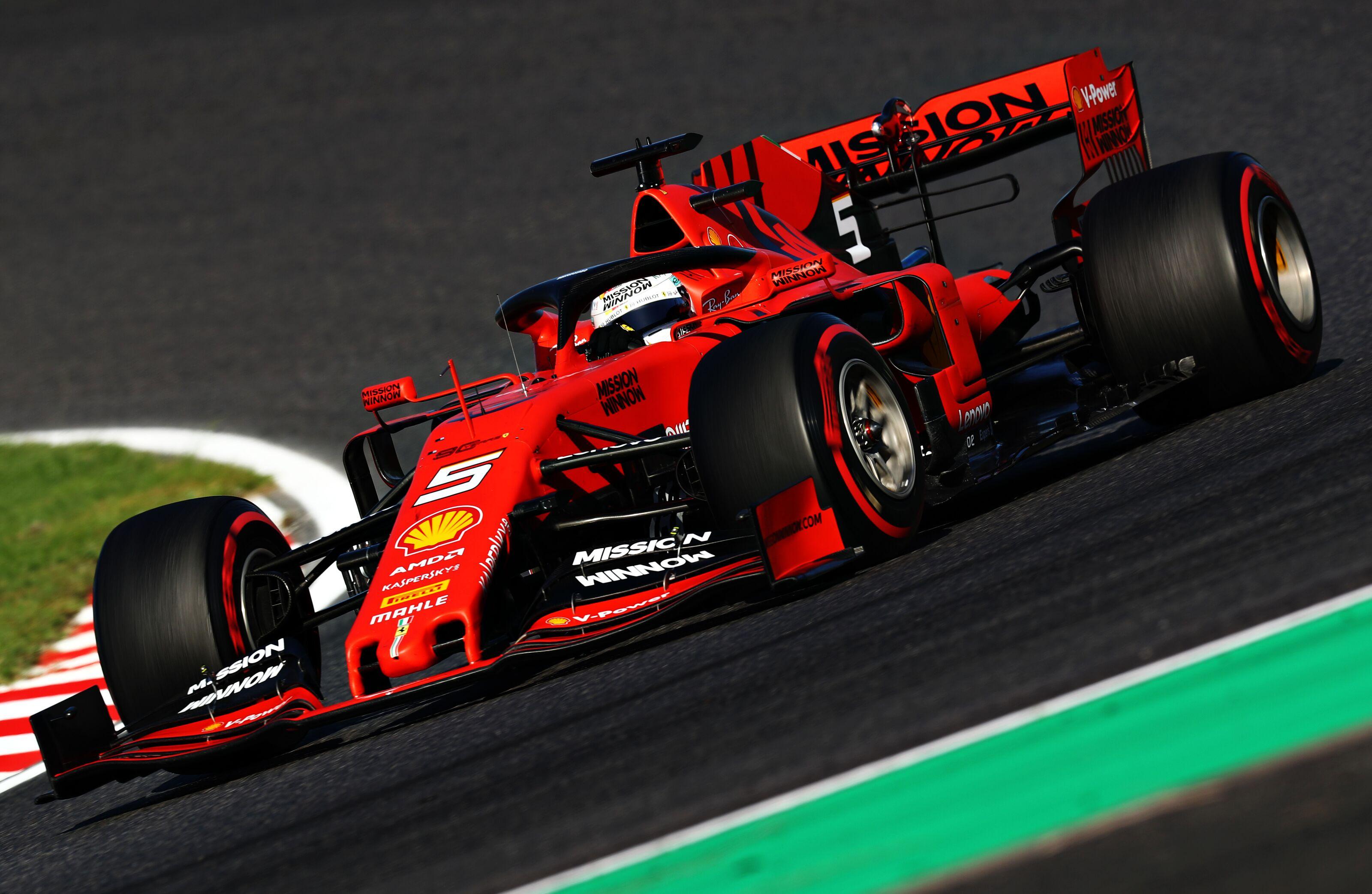 Formula 1: Why was Sebastian Vettel not penalized for his false start?