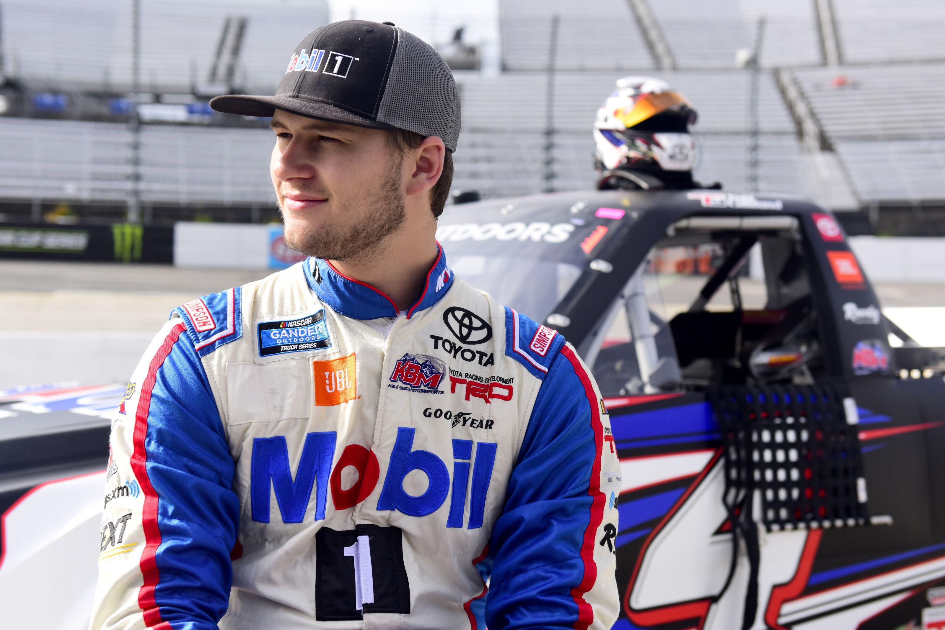 NASCAR: Did Todd Gilliland's outburst cause KBM departure?