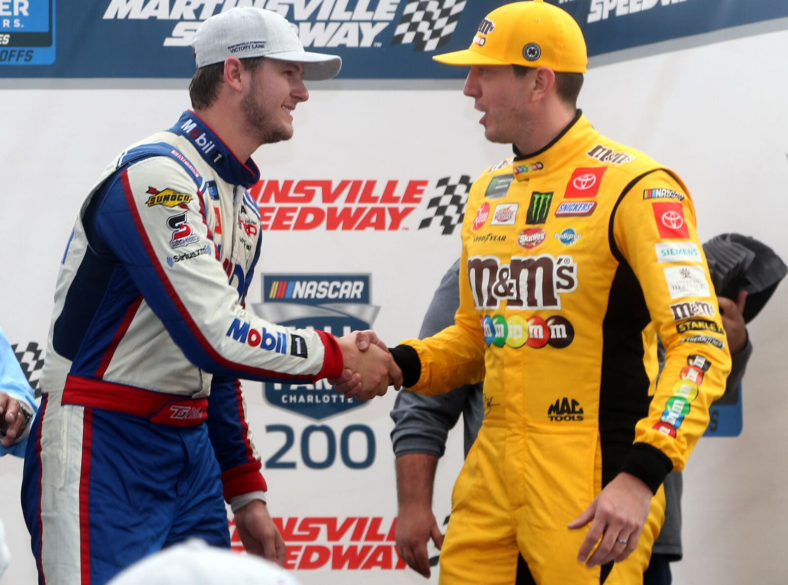 NASCAR: Todd Gilliland tells Kyle Busch to stay in his f—ing motorhome